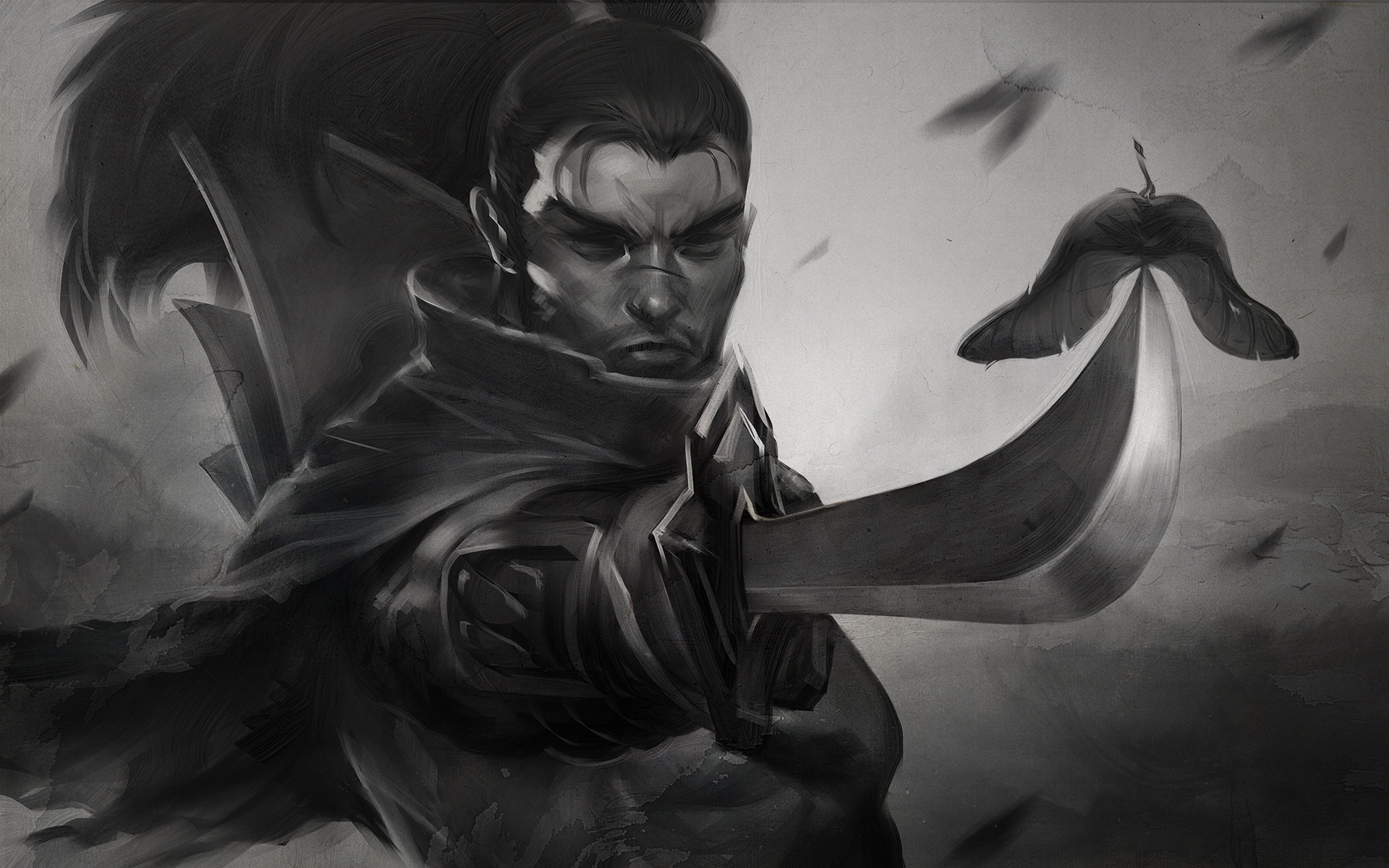 Yasuo Promo wallpaper