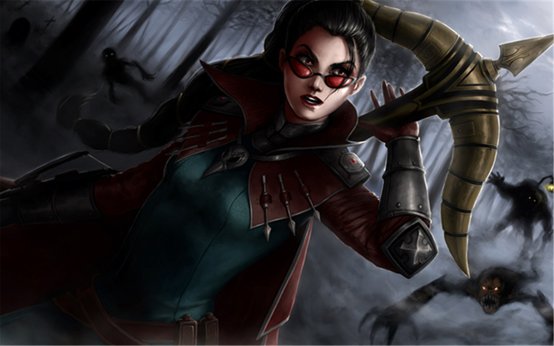 Vayne wallpaper