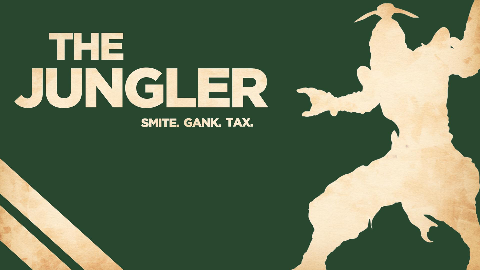 The Jungler wallpaper