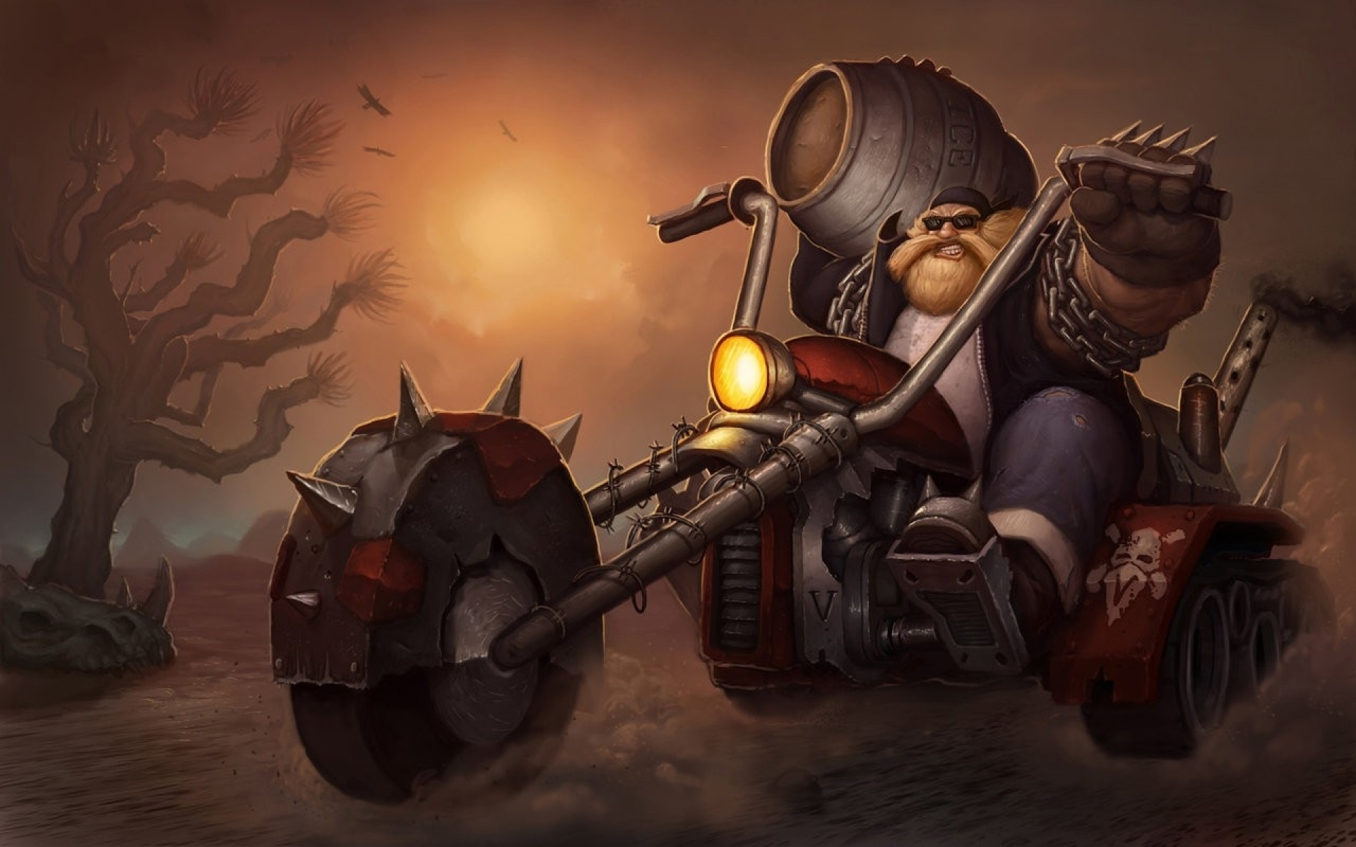 Vandal Gragas wallpaper