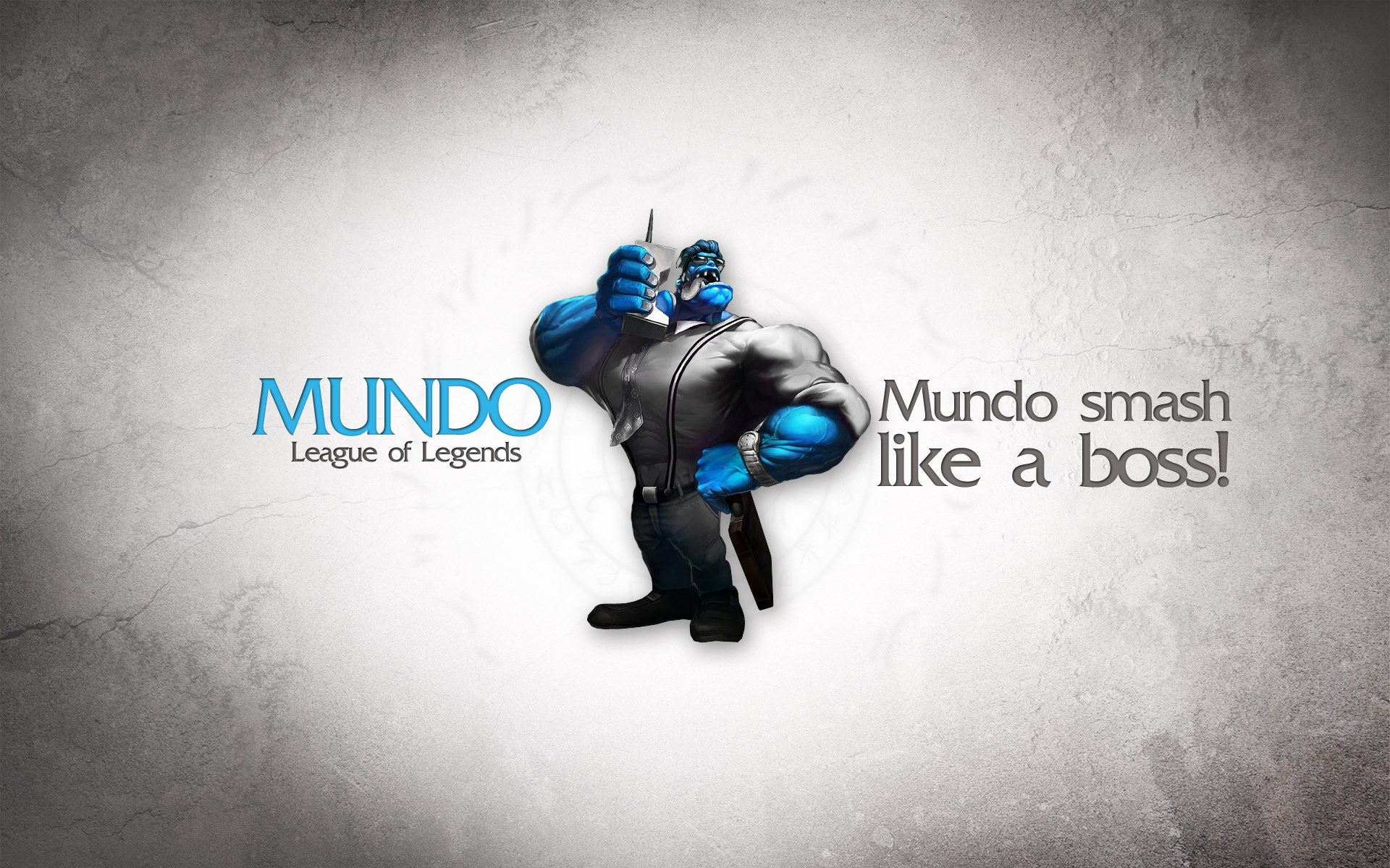 Corporate Dr. Mundo wallpaper