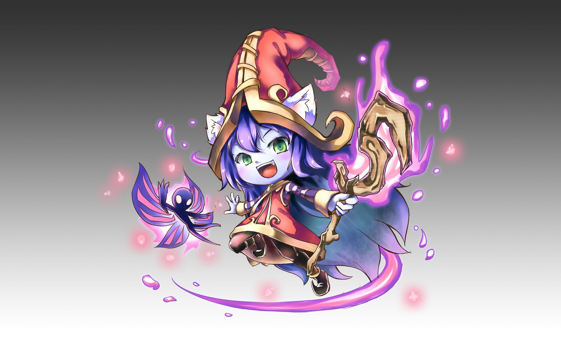 Chibi Lulu wallpaper