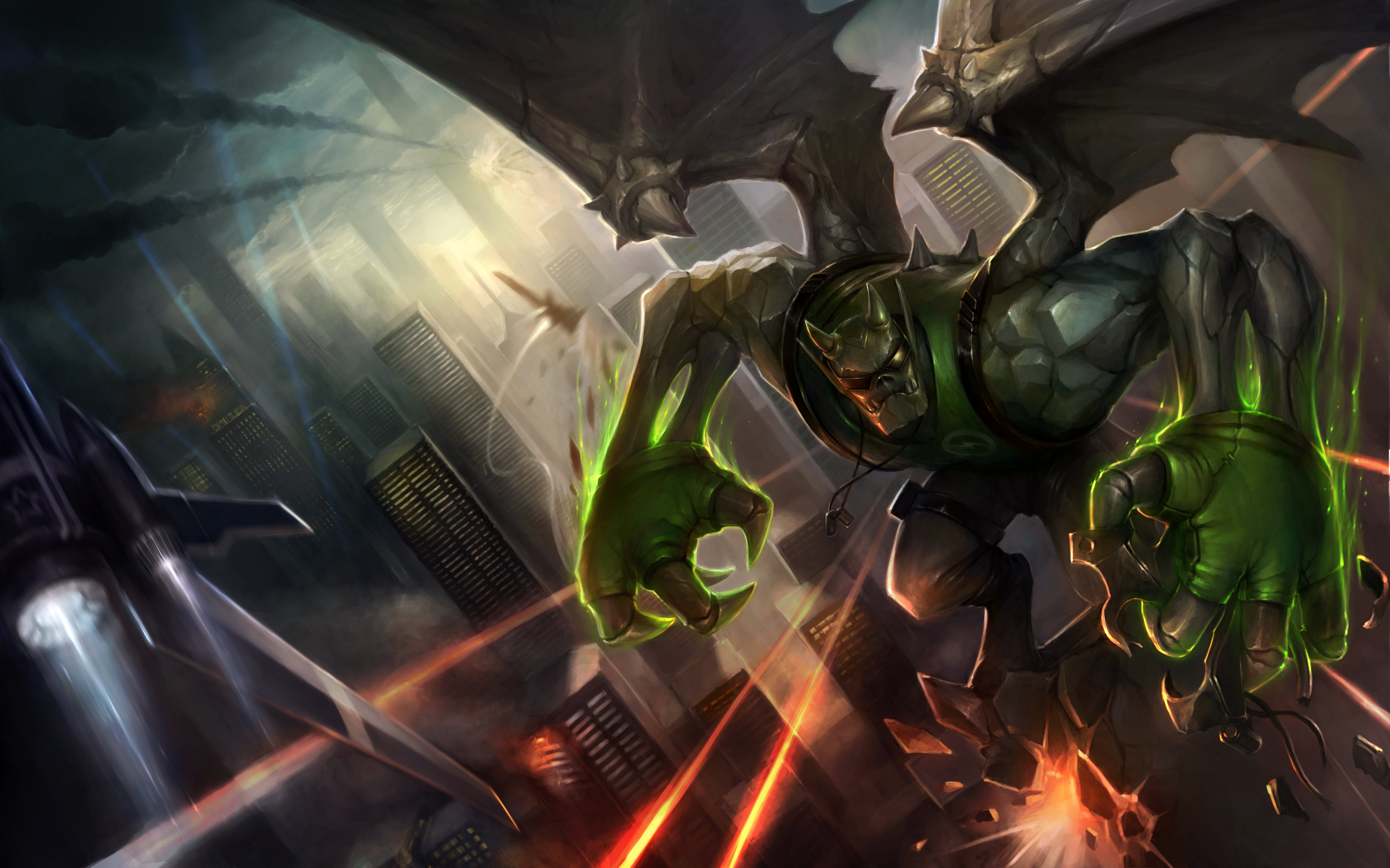 Commando Galio wallpaper