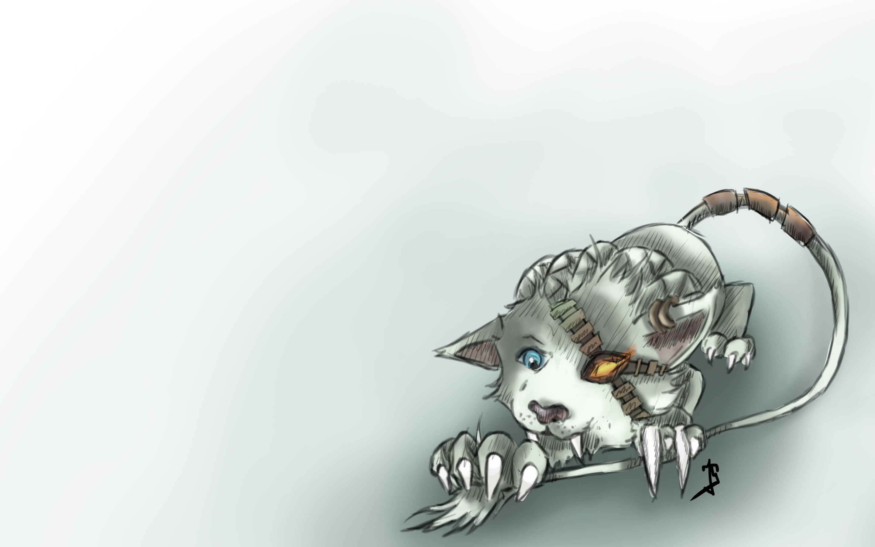Cute Rengar wallpaper