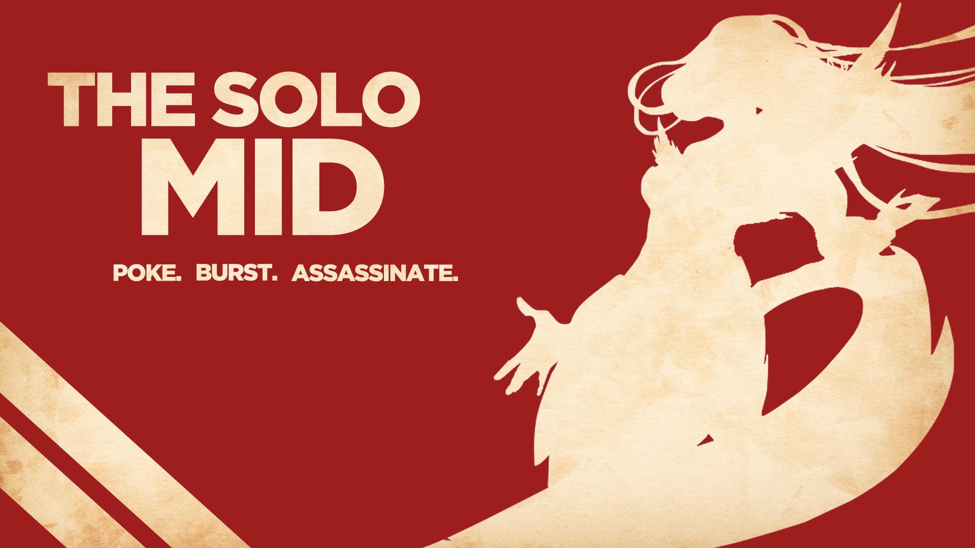 The Solo Mid wallpaper