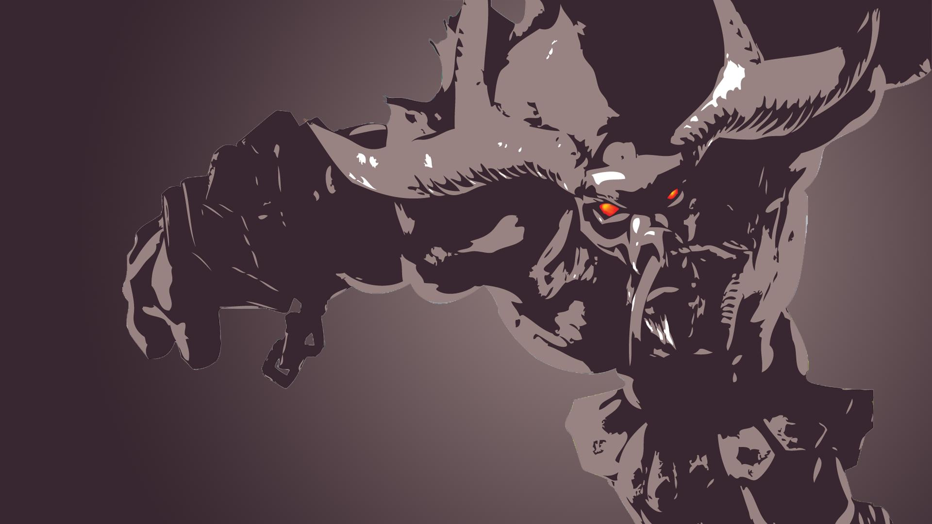 Golden Alistar Minimalistic wallpaper