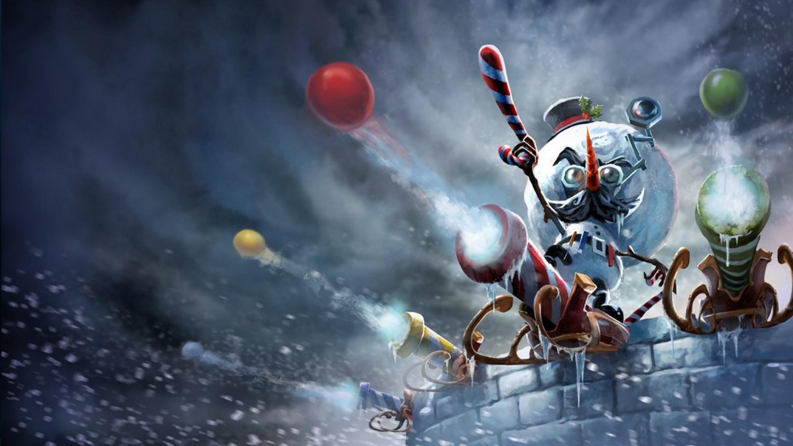 Snowmerdinger wallpaper