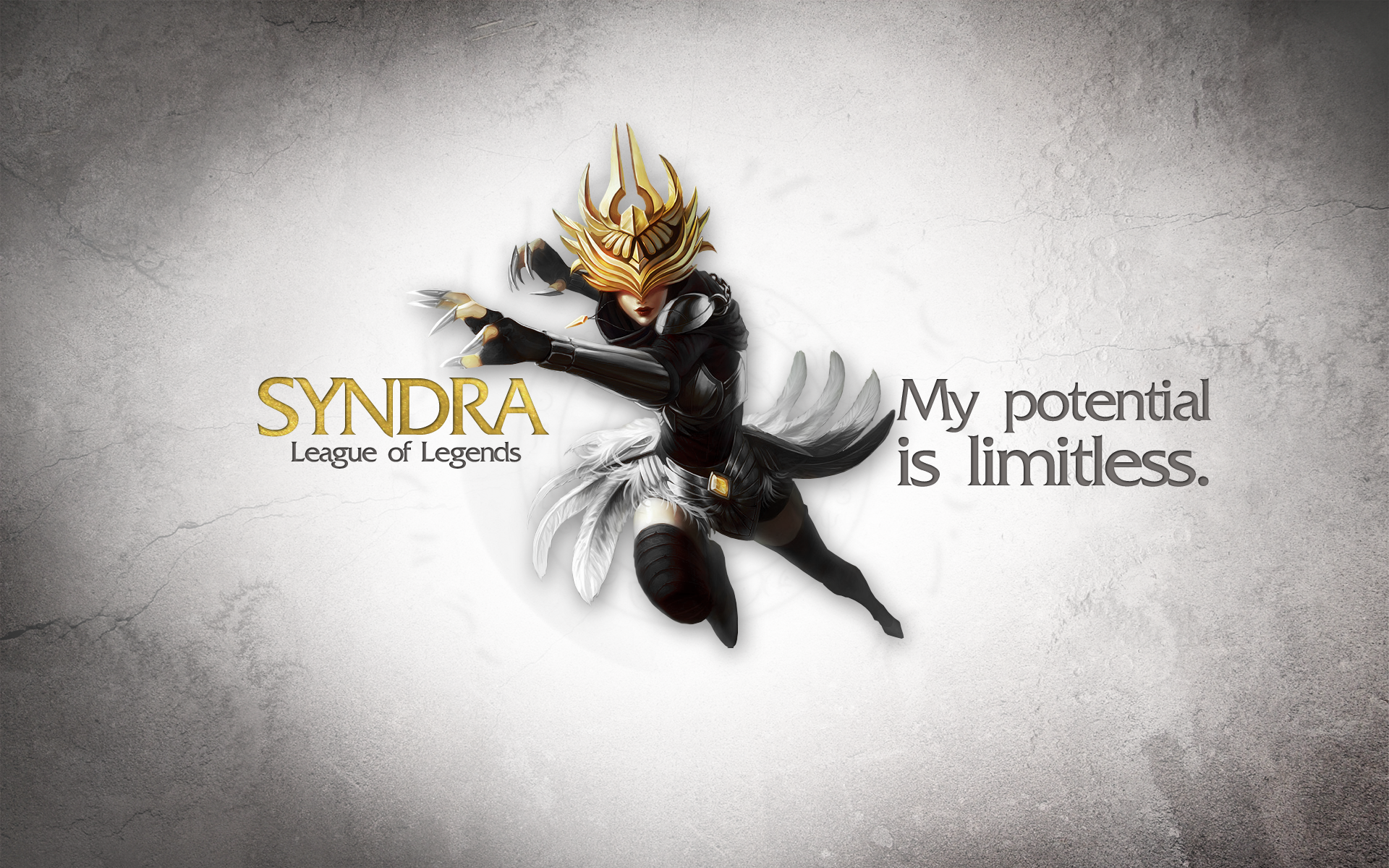 Justicar Syndra wallpaper