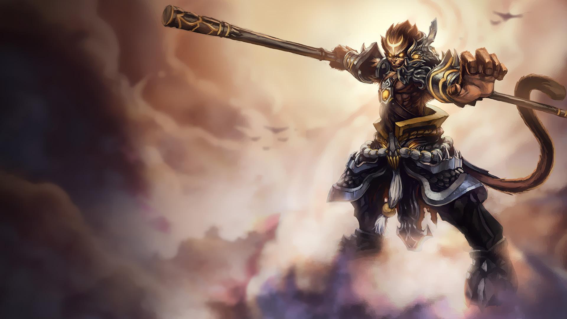 General Wukong wallpaper