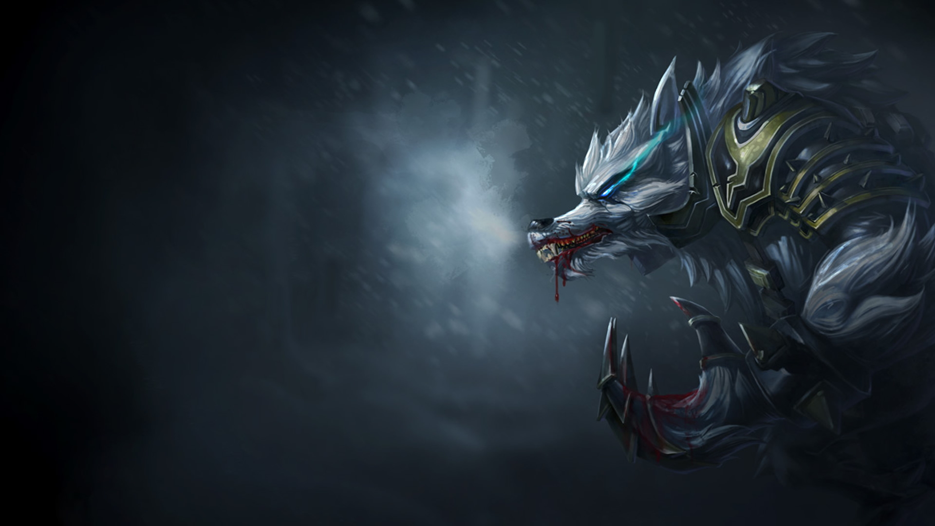 Tundra Hunter Warwick Old Skin wallpaper