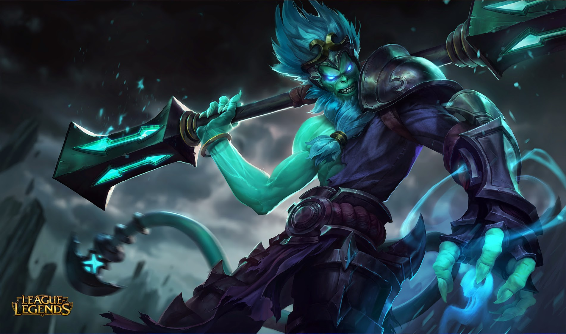 Underworld Wukong wallpaper