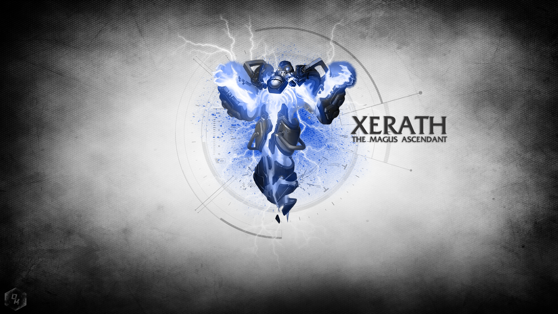 Battlecast Xerath wallpaper
