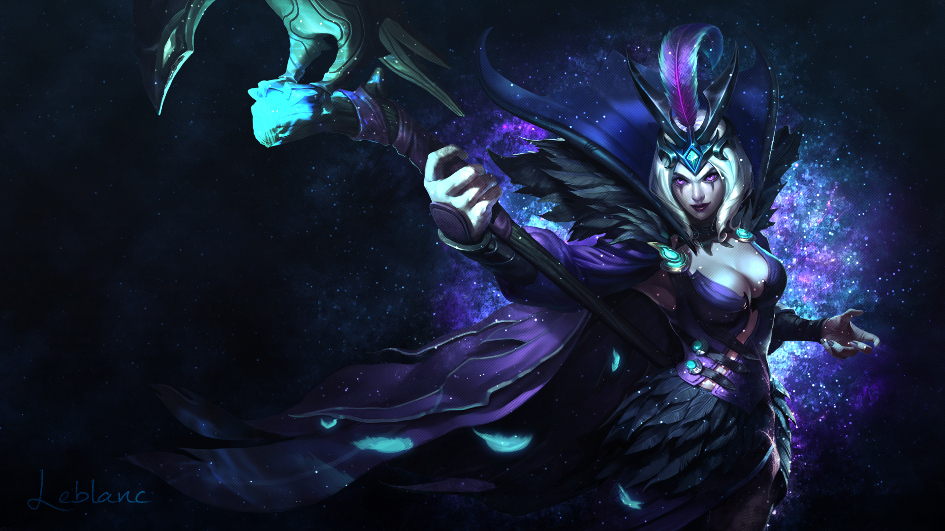 LeBlanc wallpaper