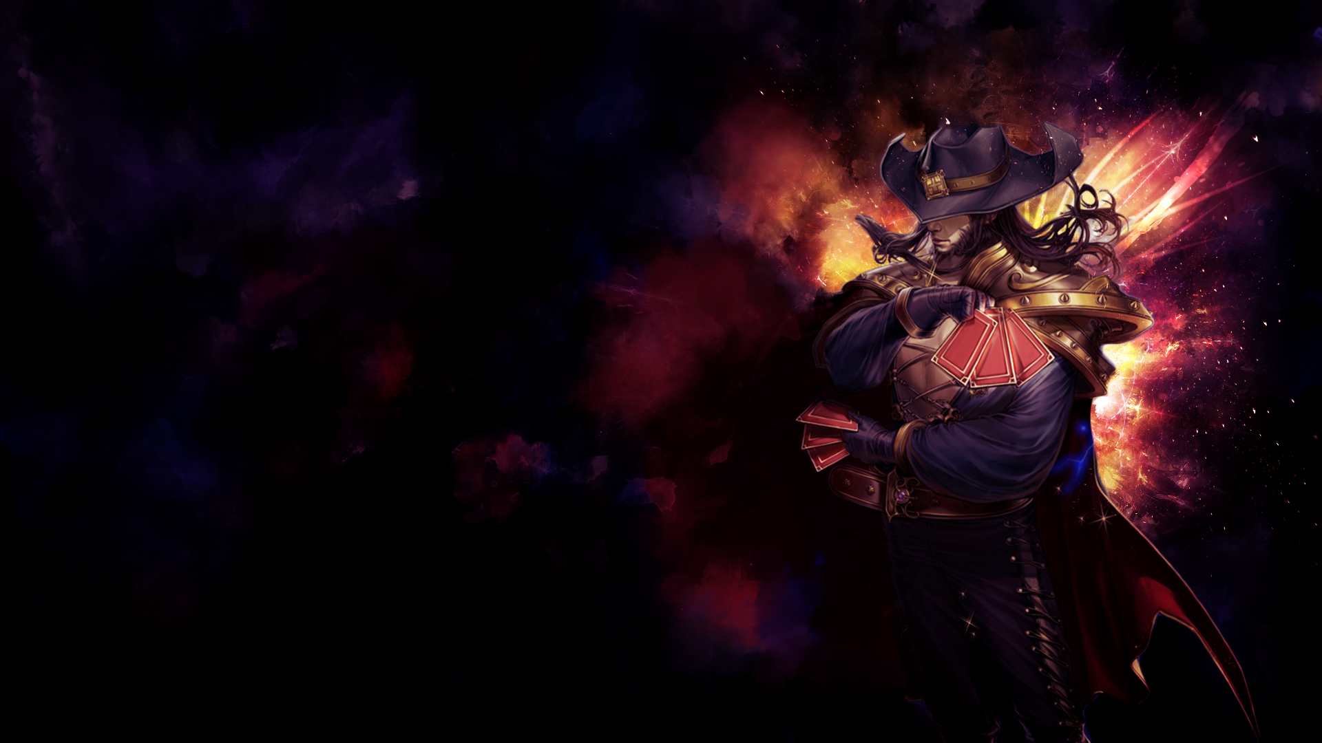 Twisted Fate | LoLWallpapers