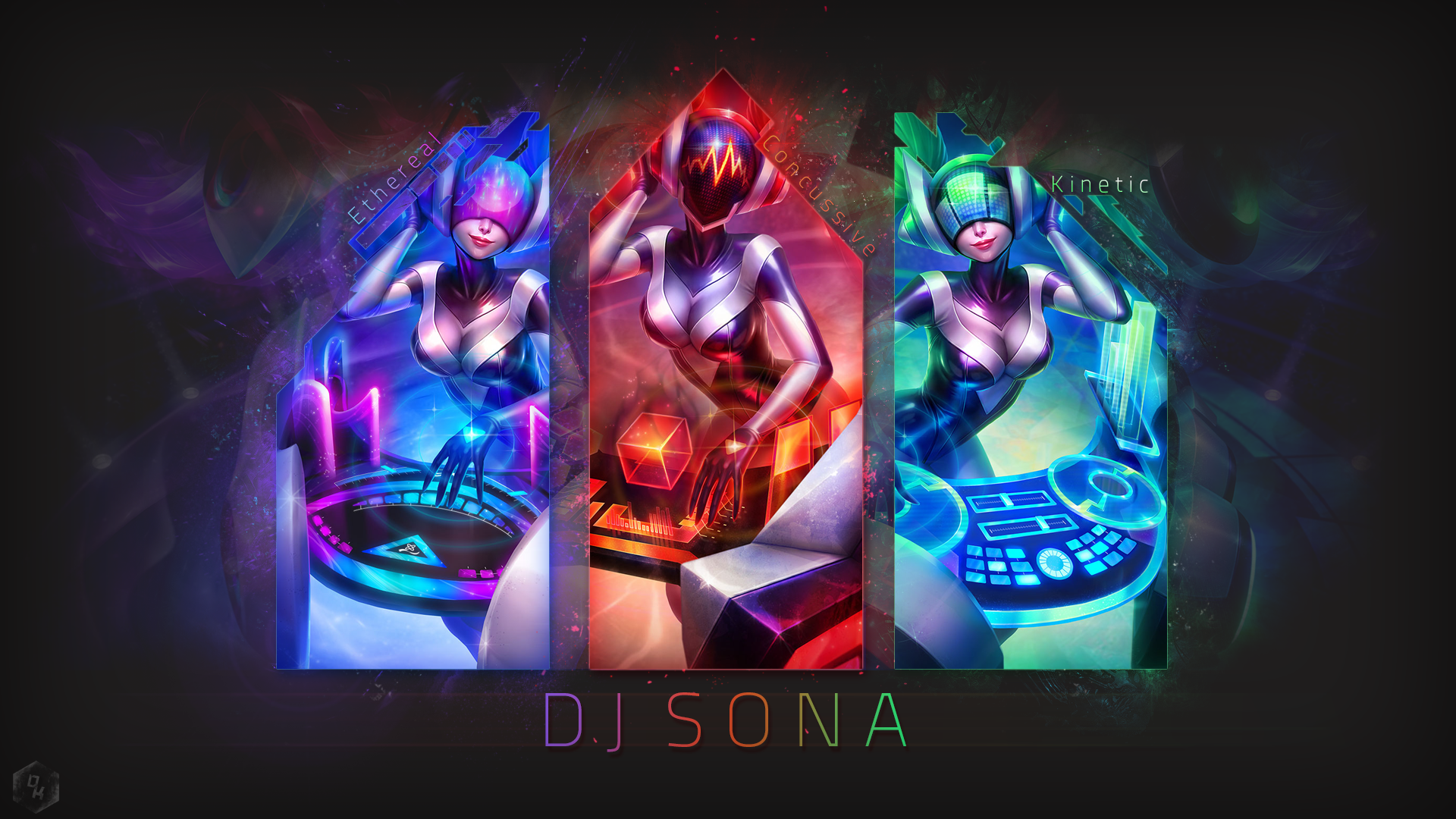DJ Sona wallpaper