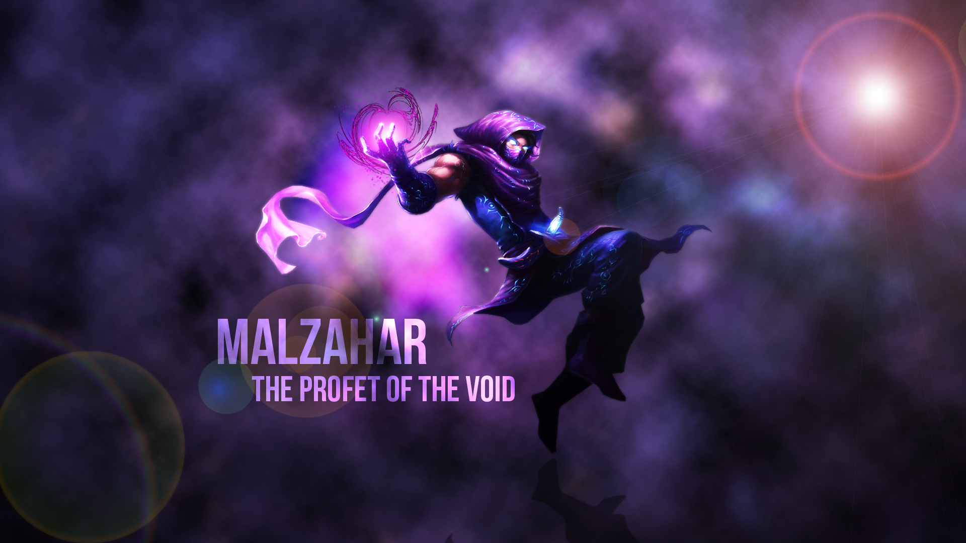 Malzahar wallpaper