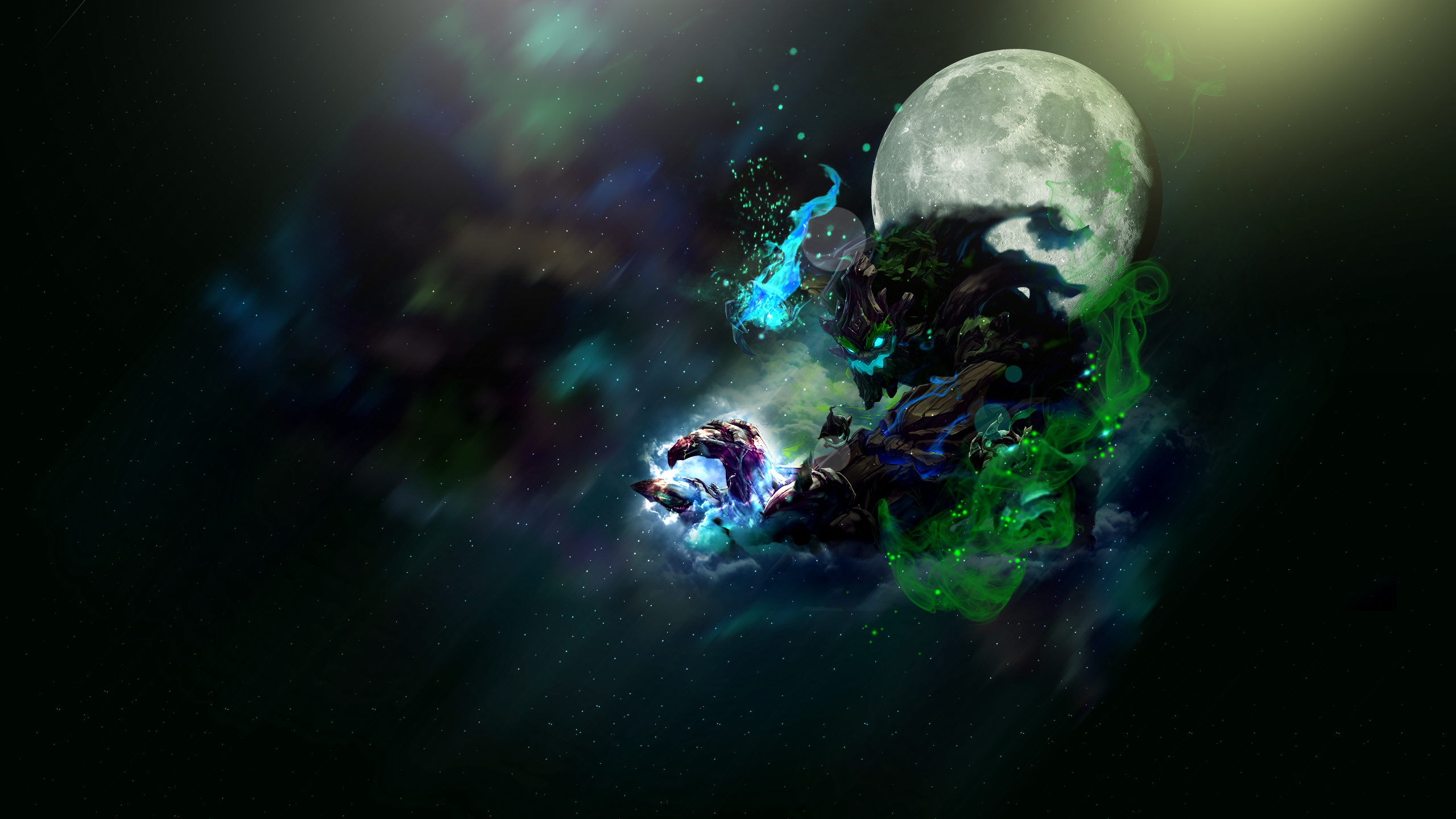 Maokai wallpaper