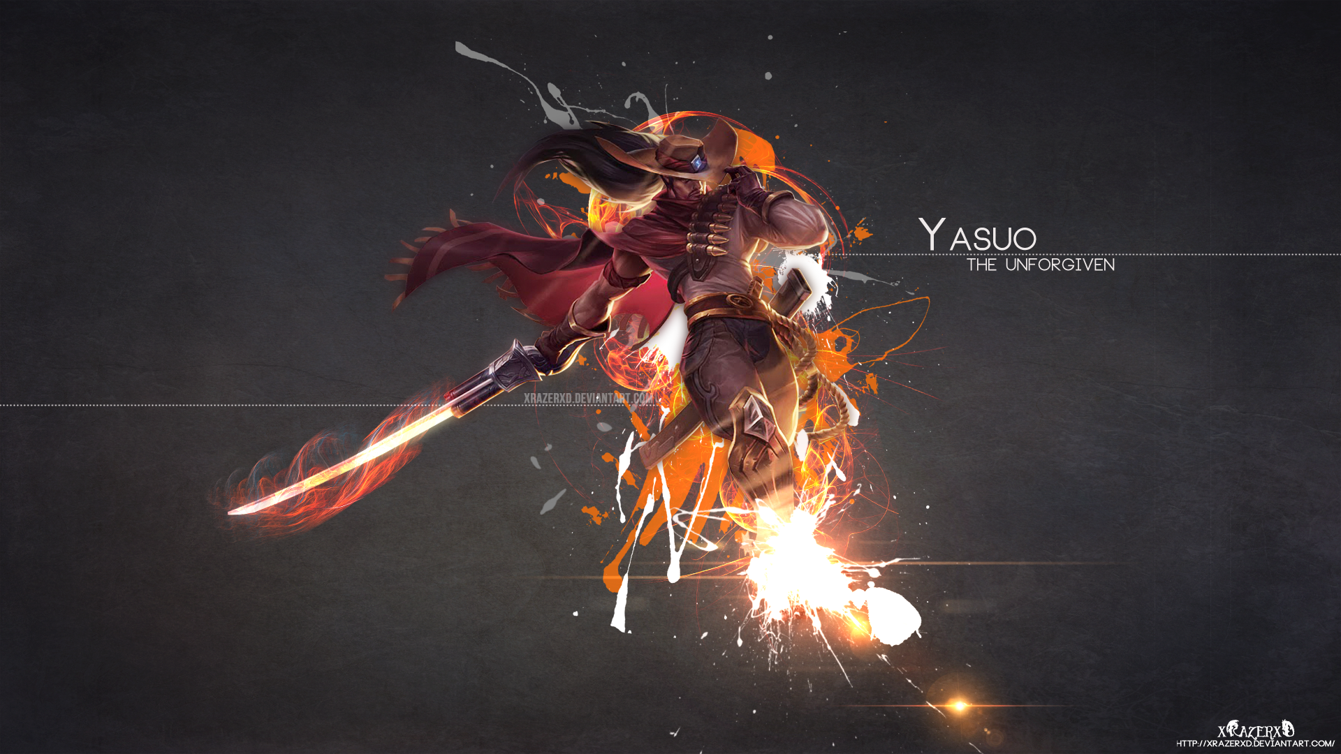 HighNoon Yasuo wallpaper