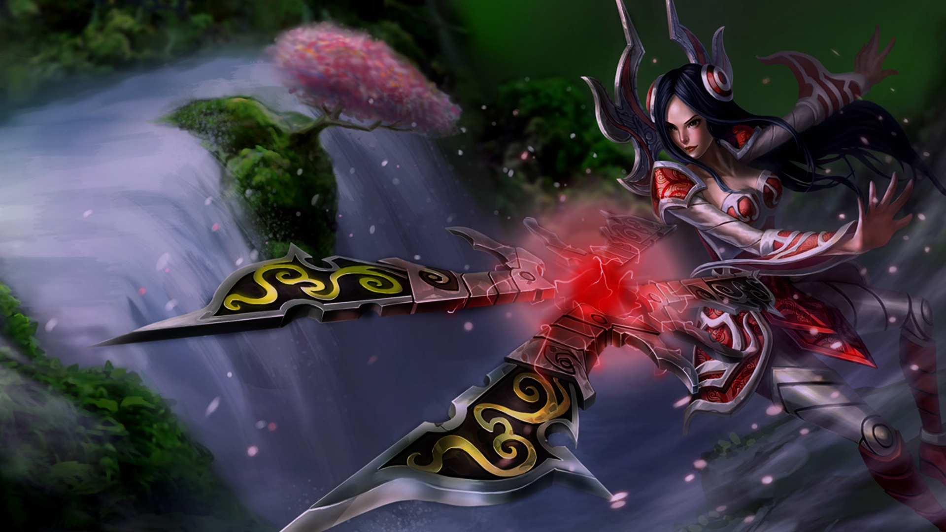 Irelia wallpaper
