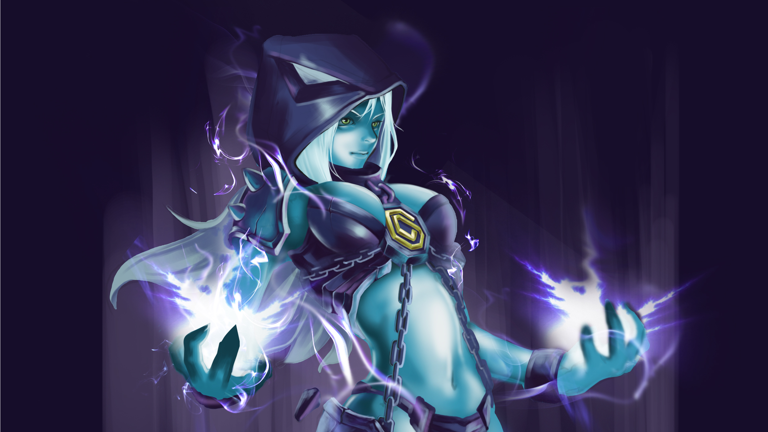 Xerath Female wallpaper