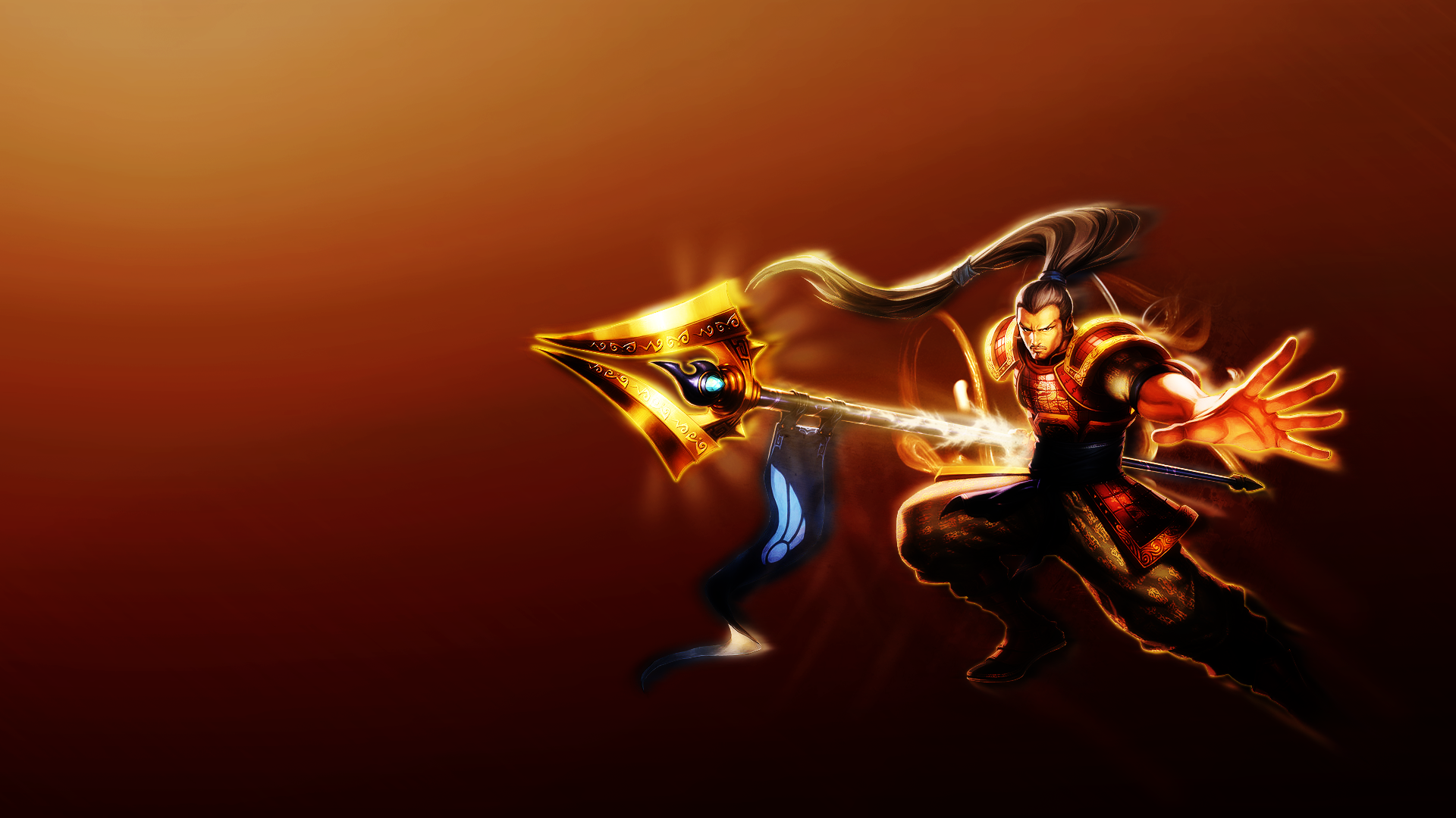 Imperial Xin Zhao wallpaper