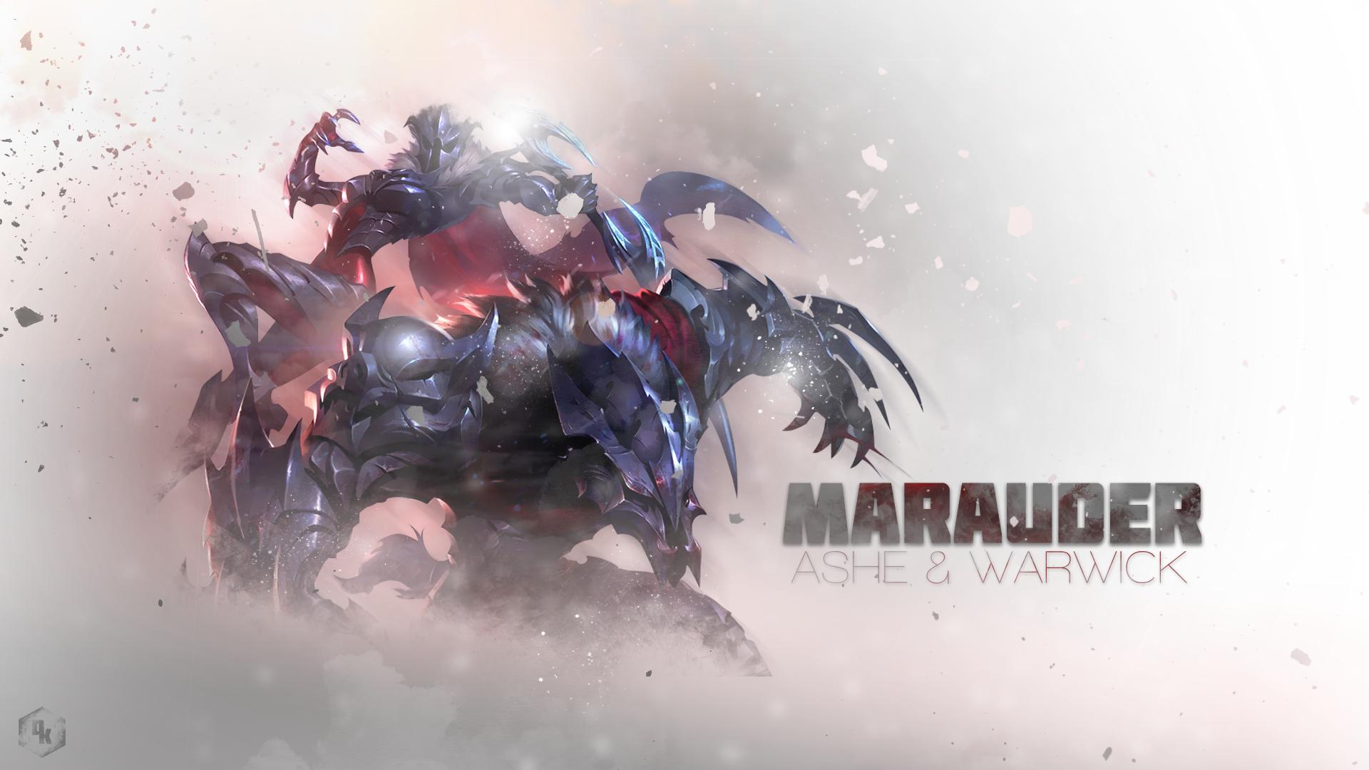 Marauder Ashe & Warwick wallpaper
