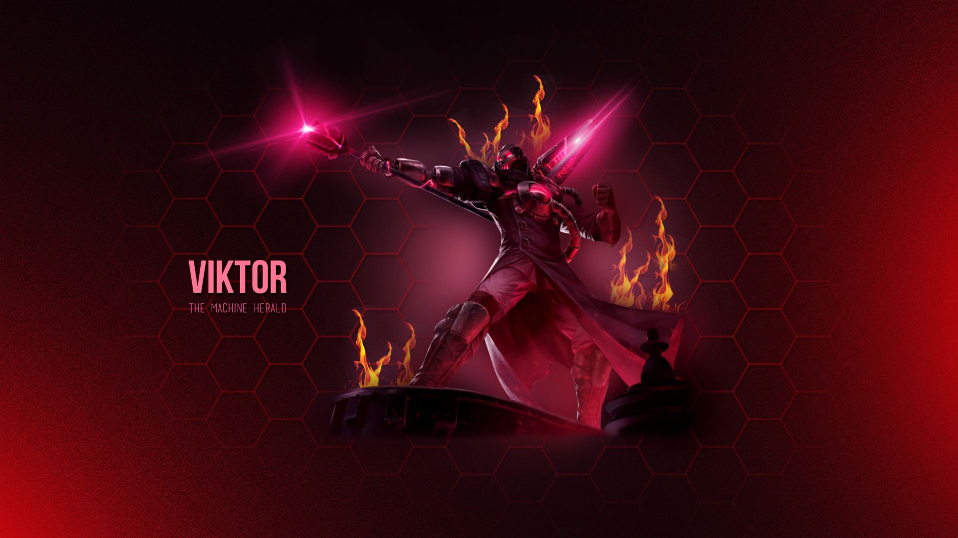 Creator Viktor wallpaper
