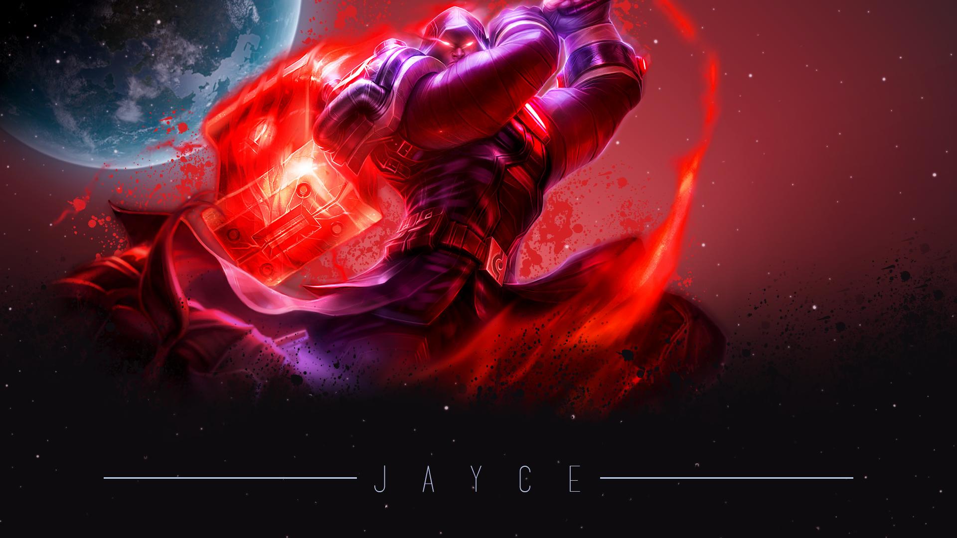 Forsaken Jayce wallpaper