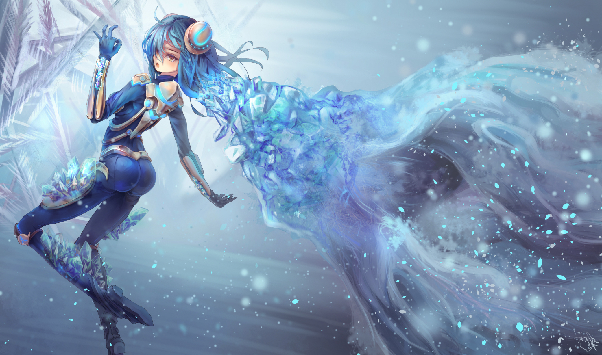 Frostblade Irelia wallpaper