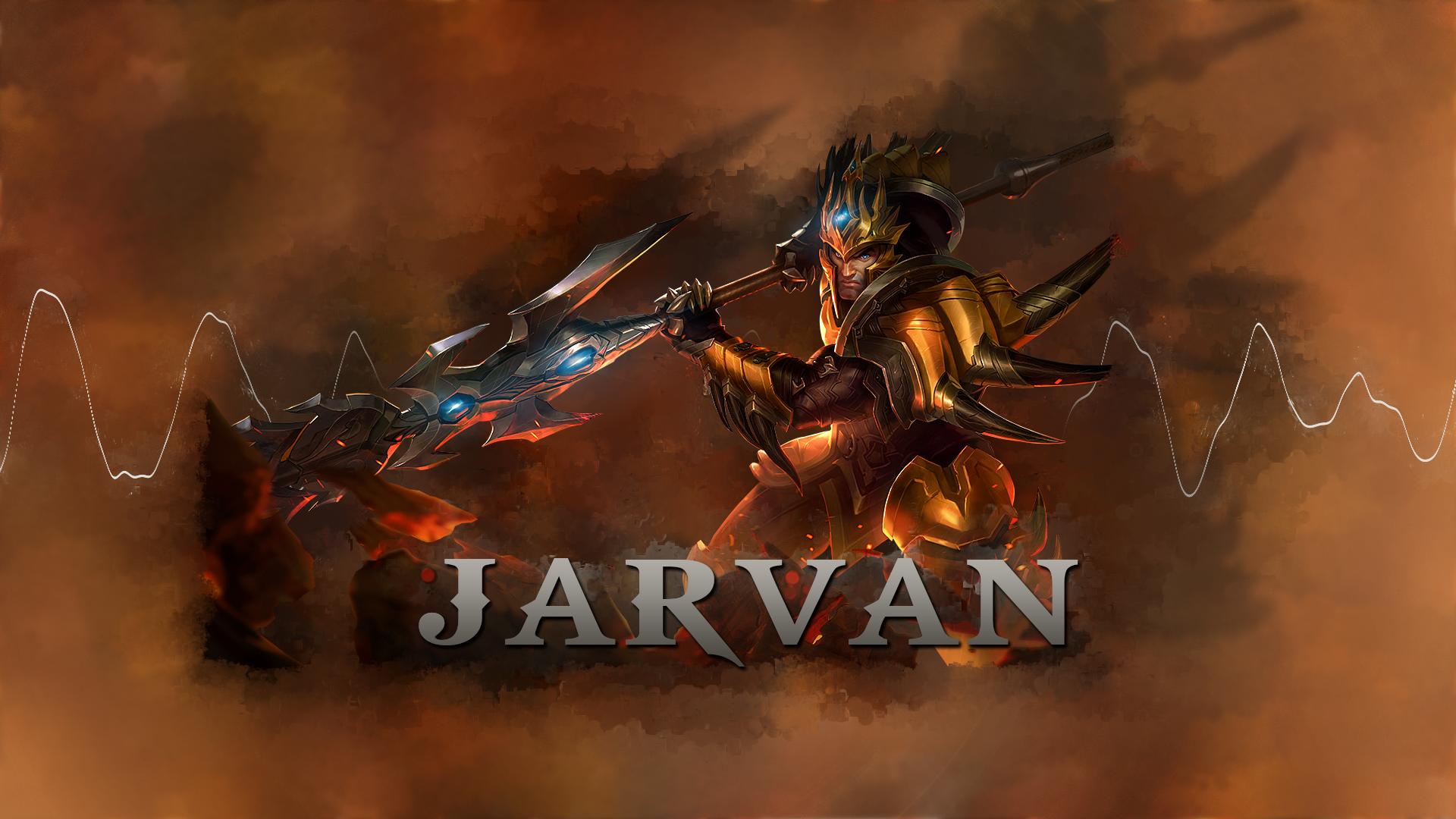 Jarvan IV wallpaper