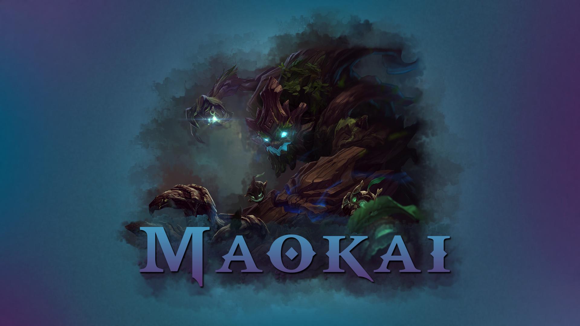 Maokai wallpaper