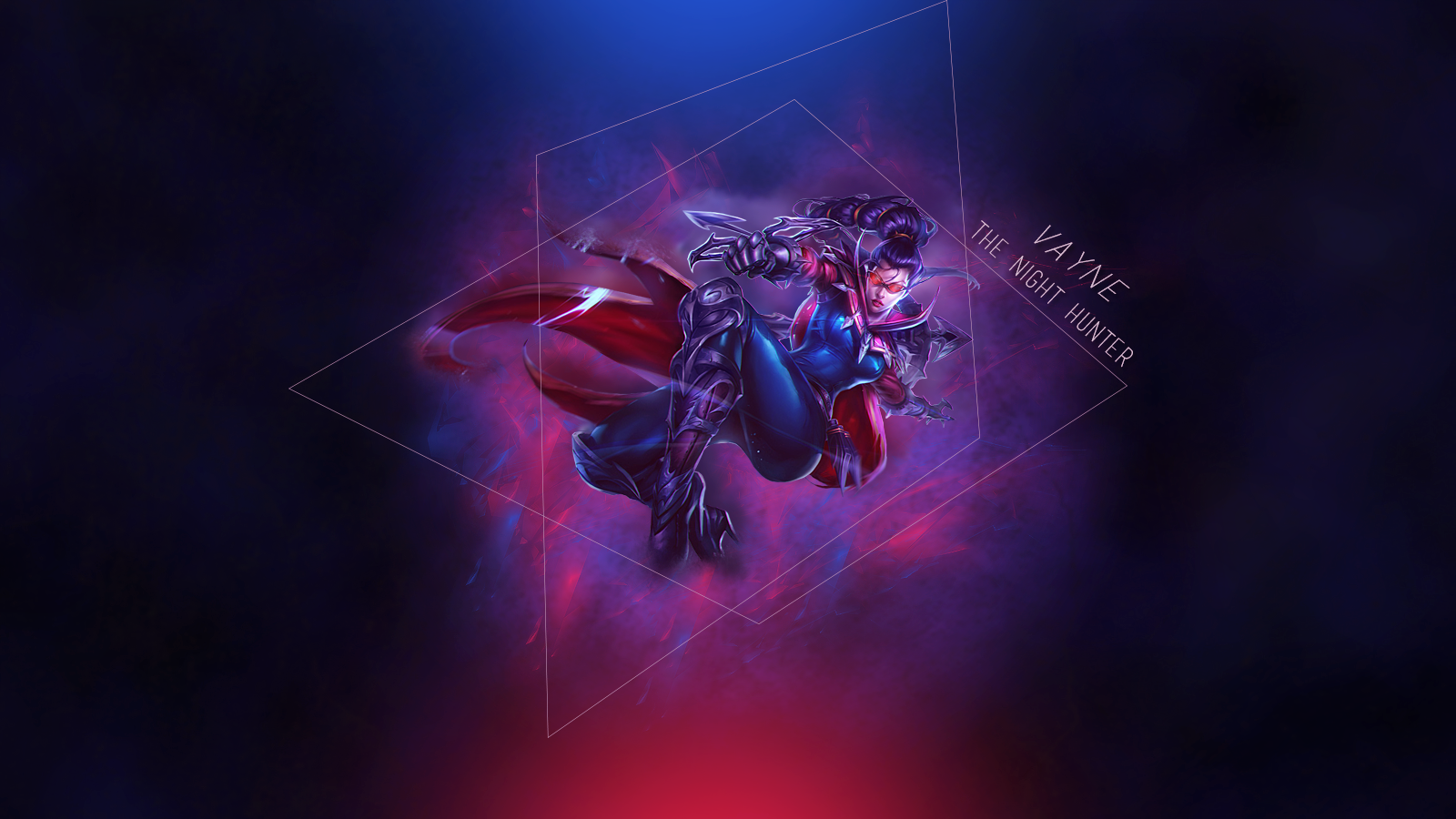 Vayne - LoLWallpapers