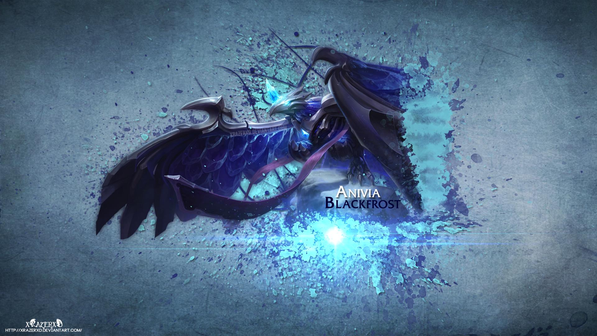 BlackFrost Anivia wallpaper