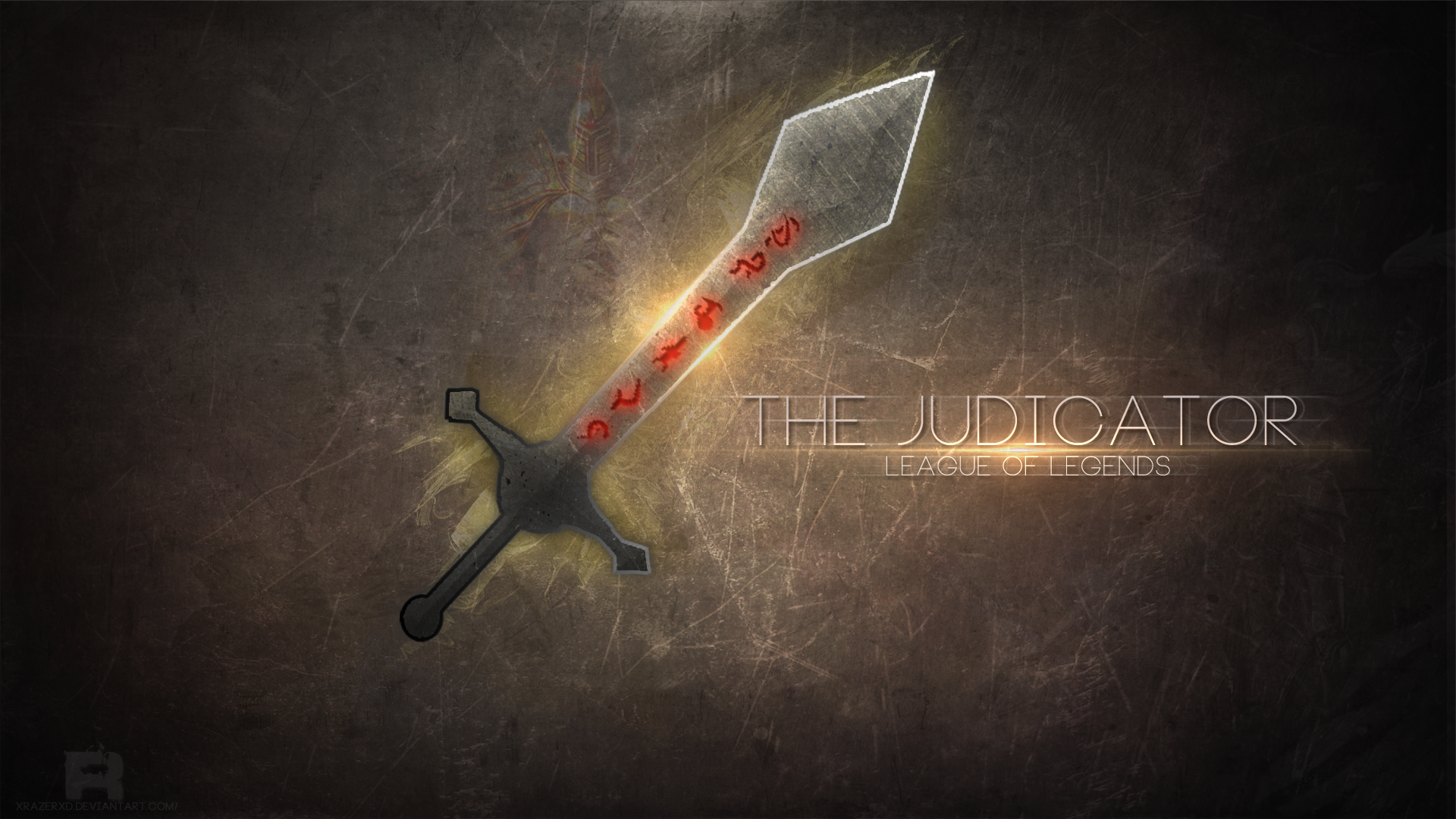 The Judicator wallpaper