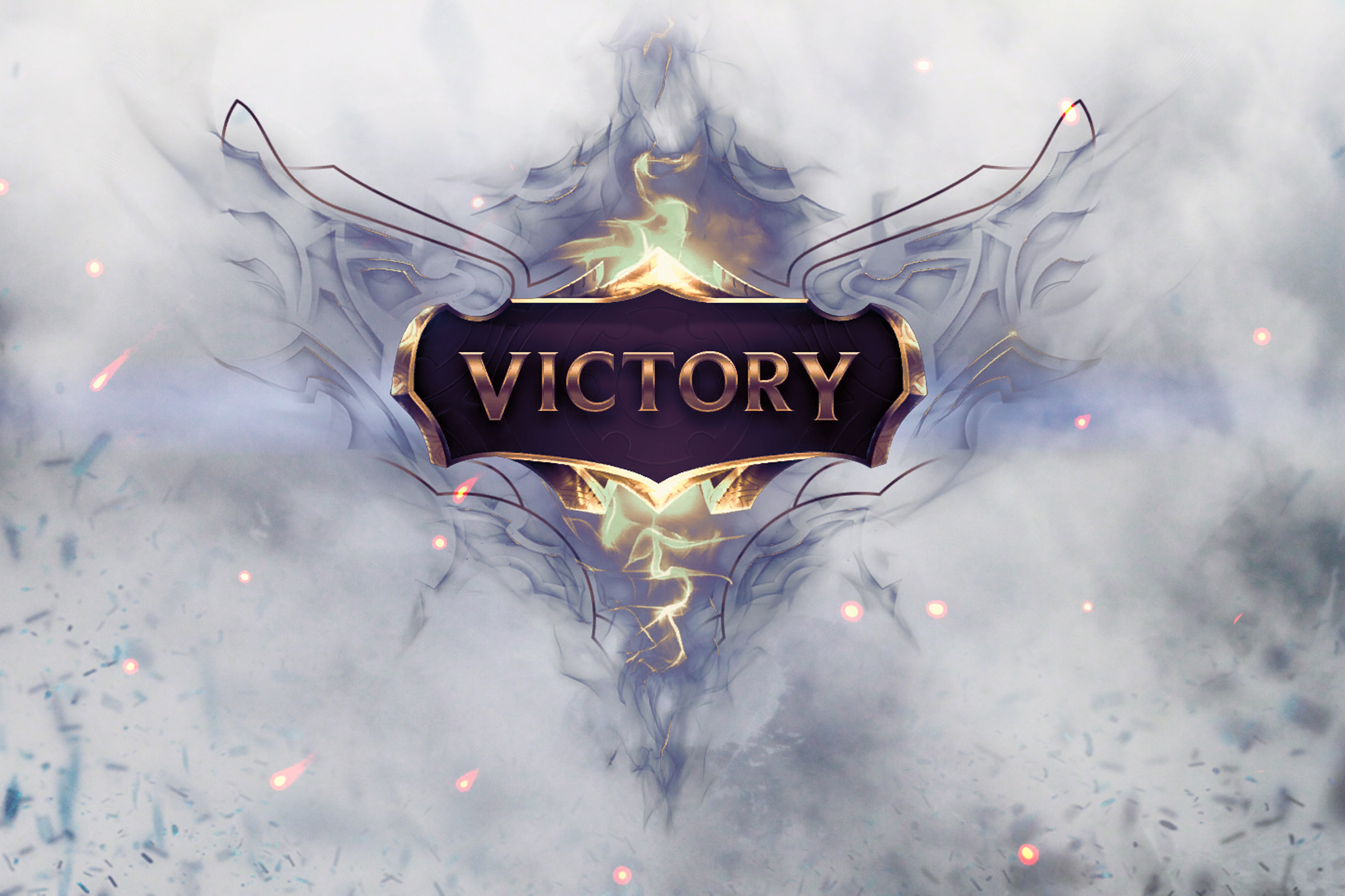 Victory ! wallpaper