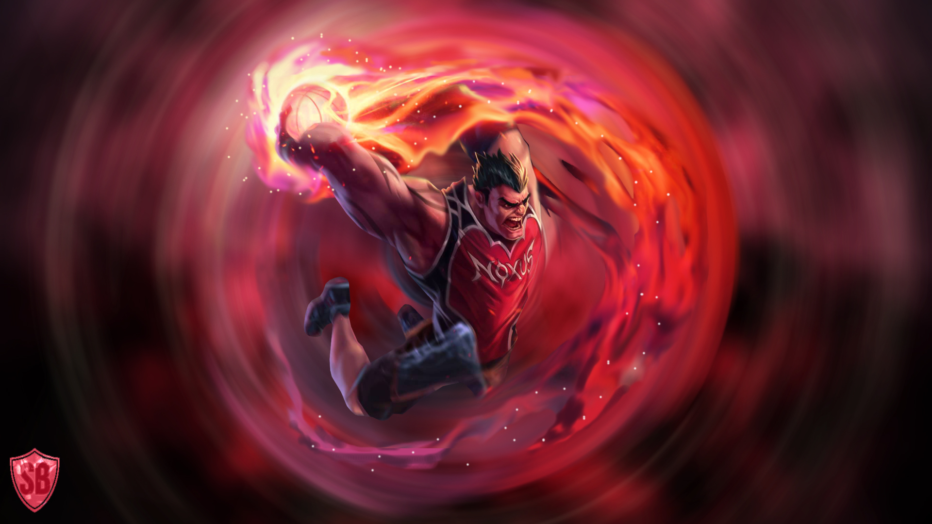 Dunkmaster Darius wallpaper