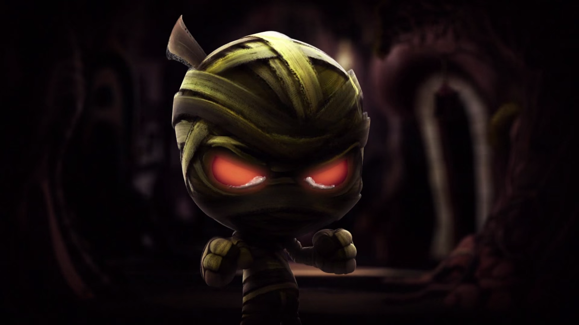 Amumu wallpaper