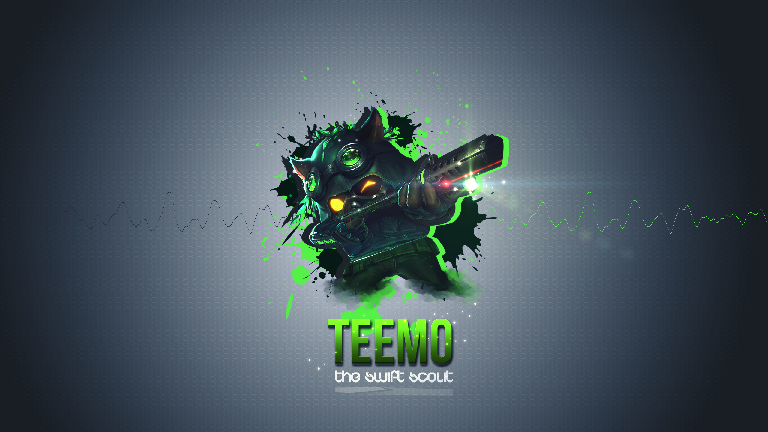 Omega Teemo wallpaper