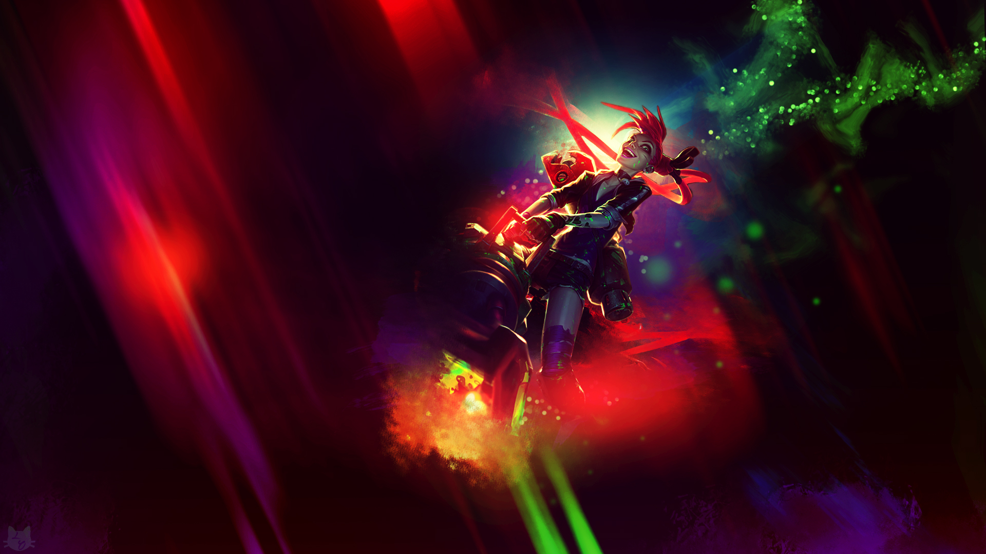 Sayler Jinx wallpaper