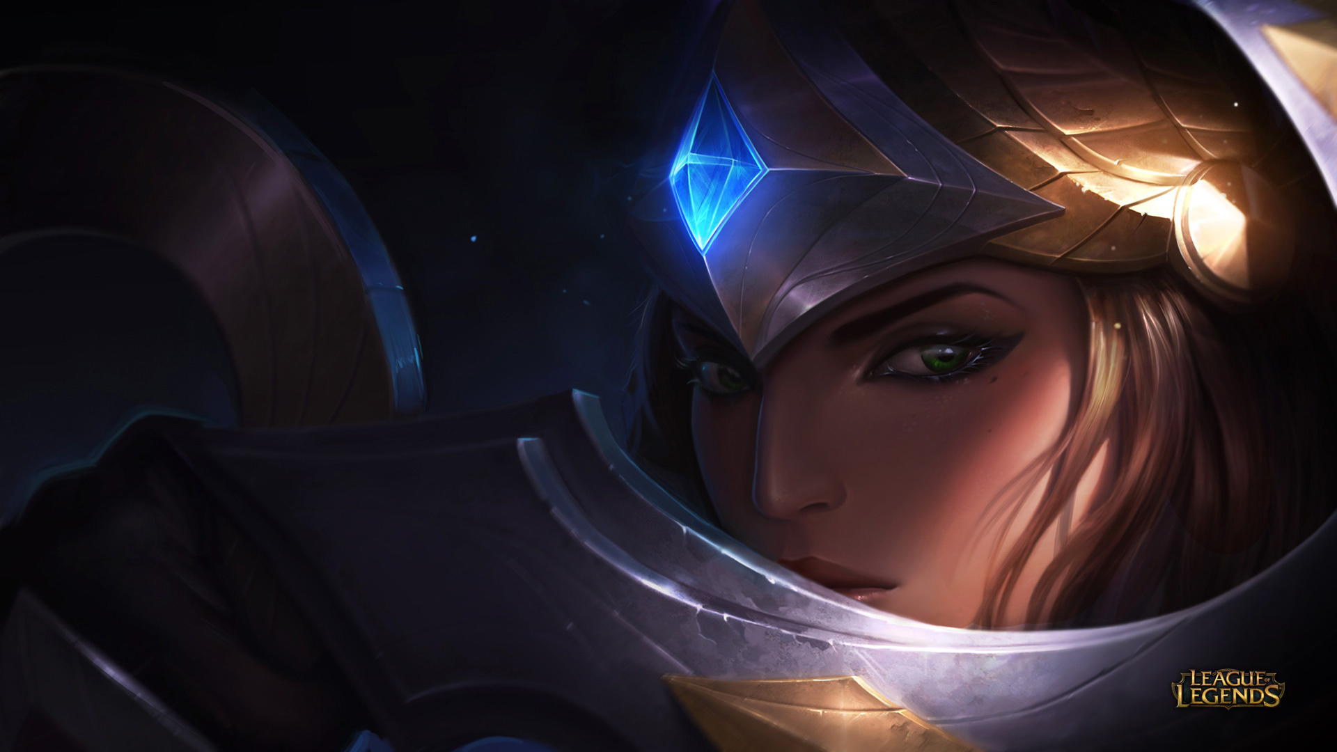 Victorious Sivir wallpaper