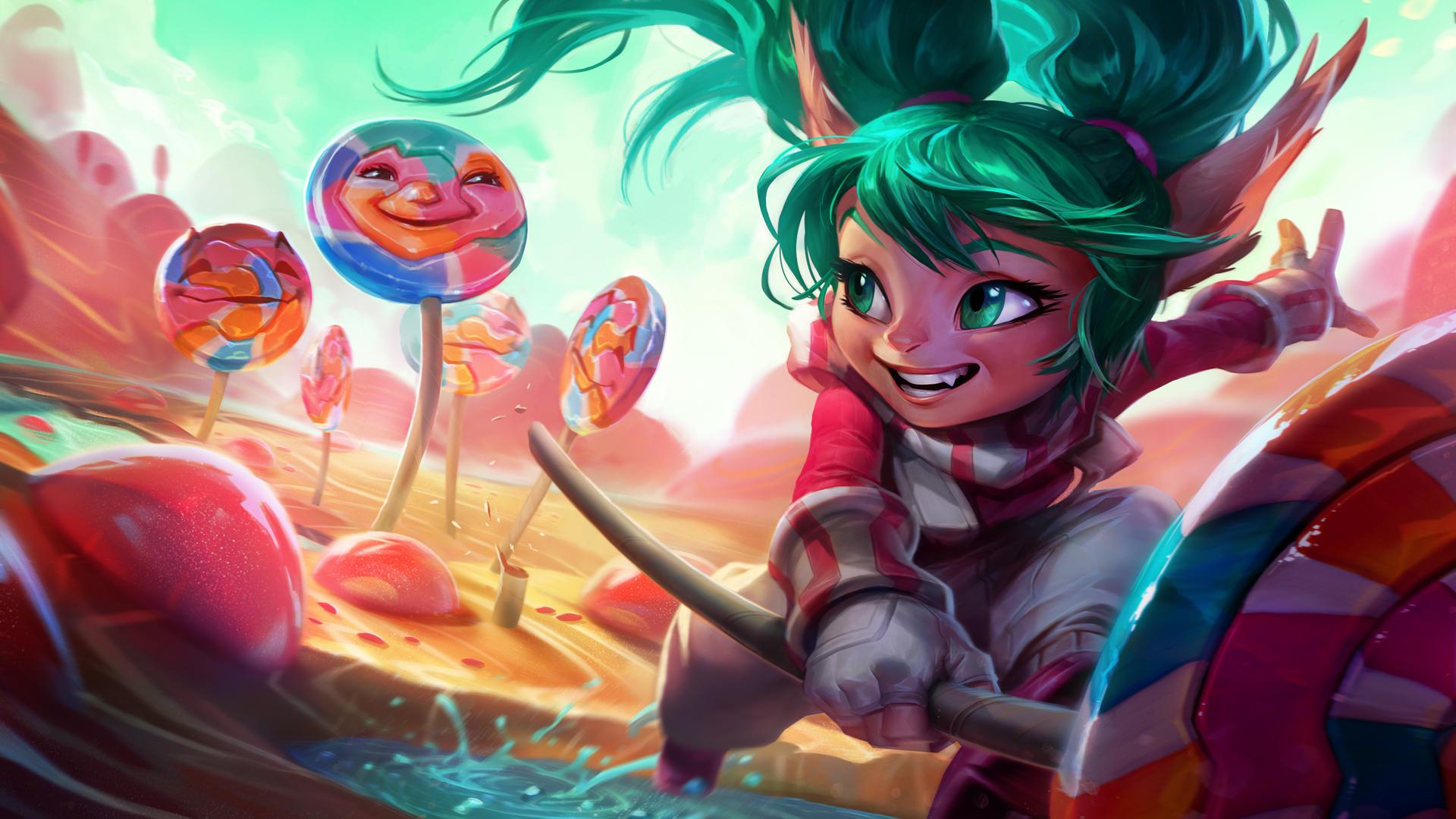 Lollipoppy wallpaper