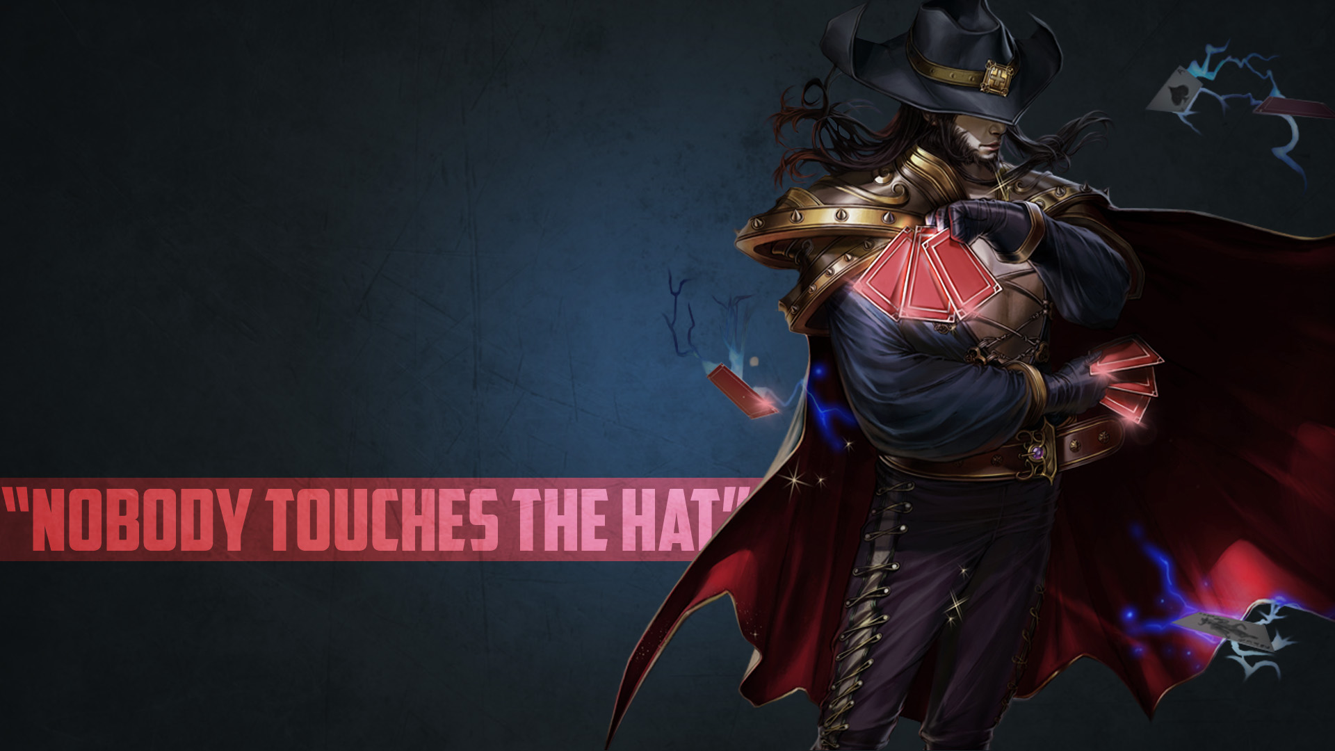 Twisted Fate wallpaper