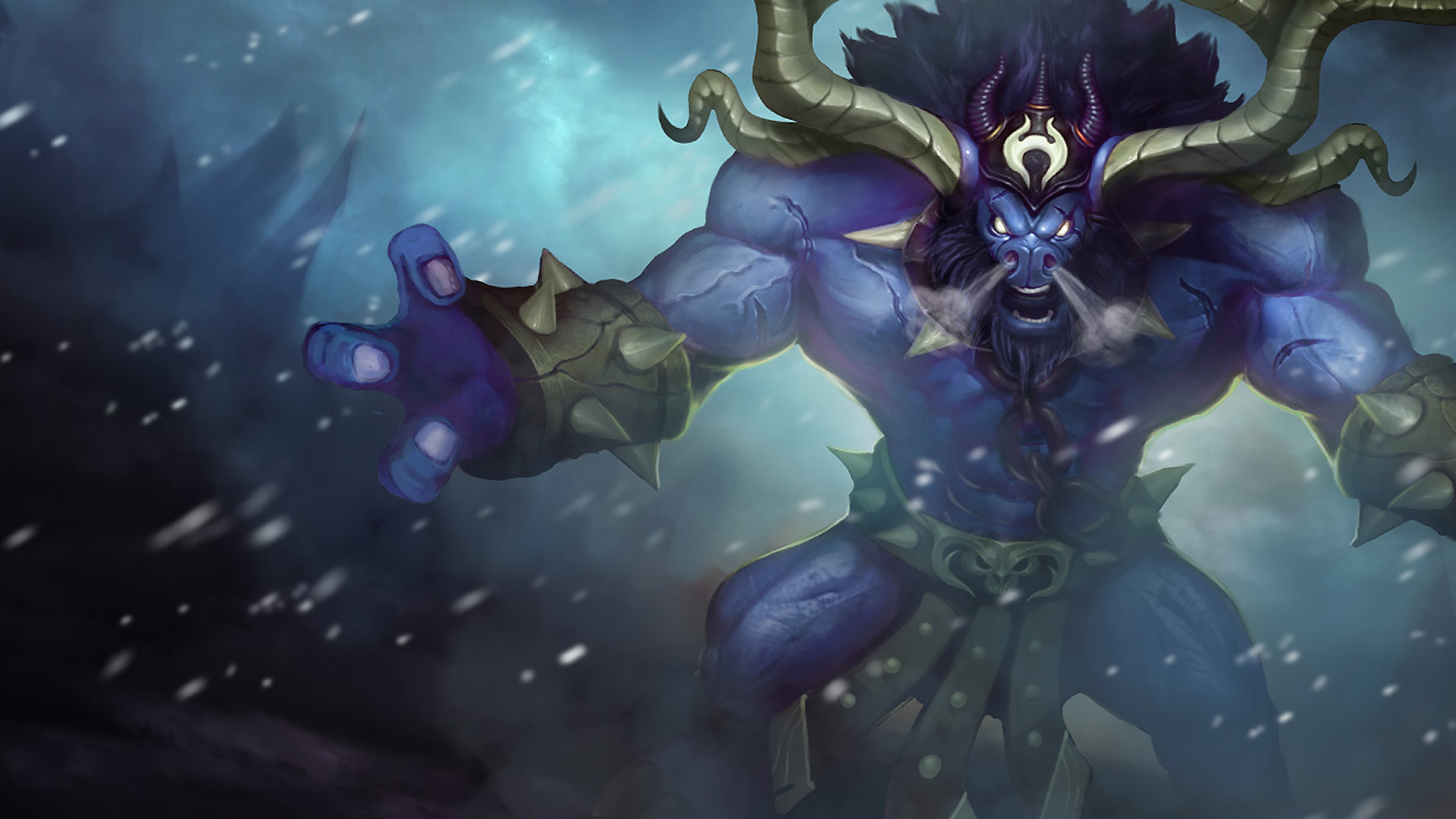 Unchained Alistar wallpaper