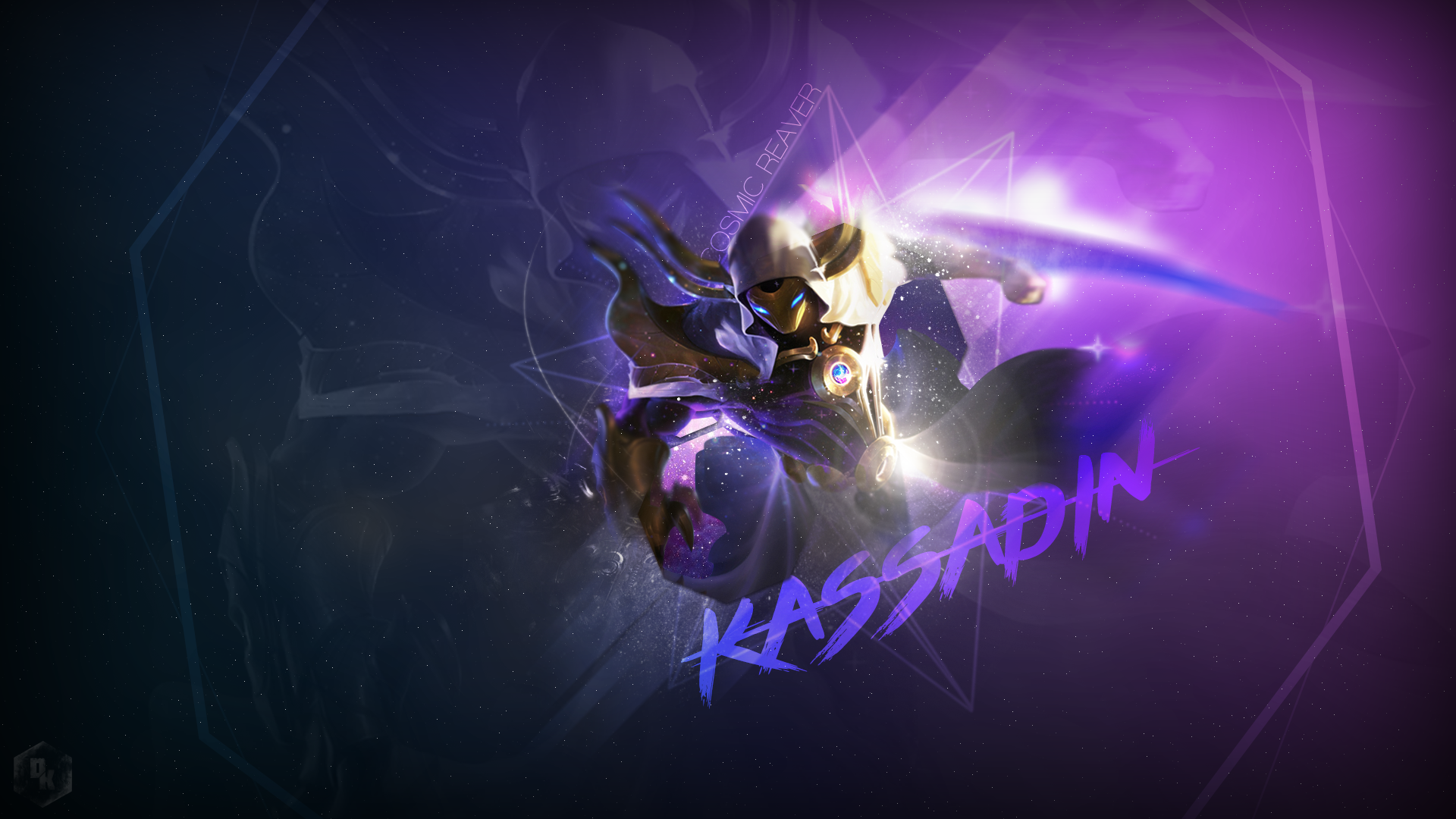 Cosmic Reaver Kassadin wallpaper