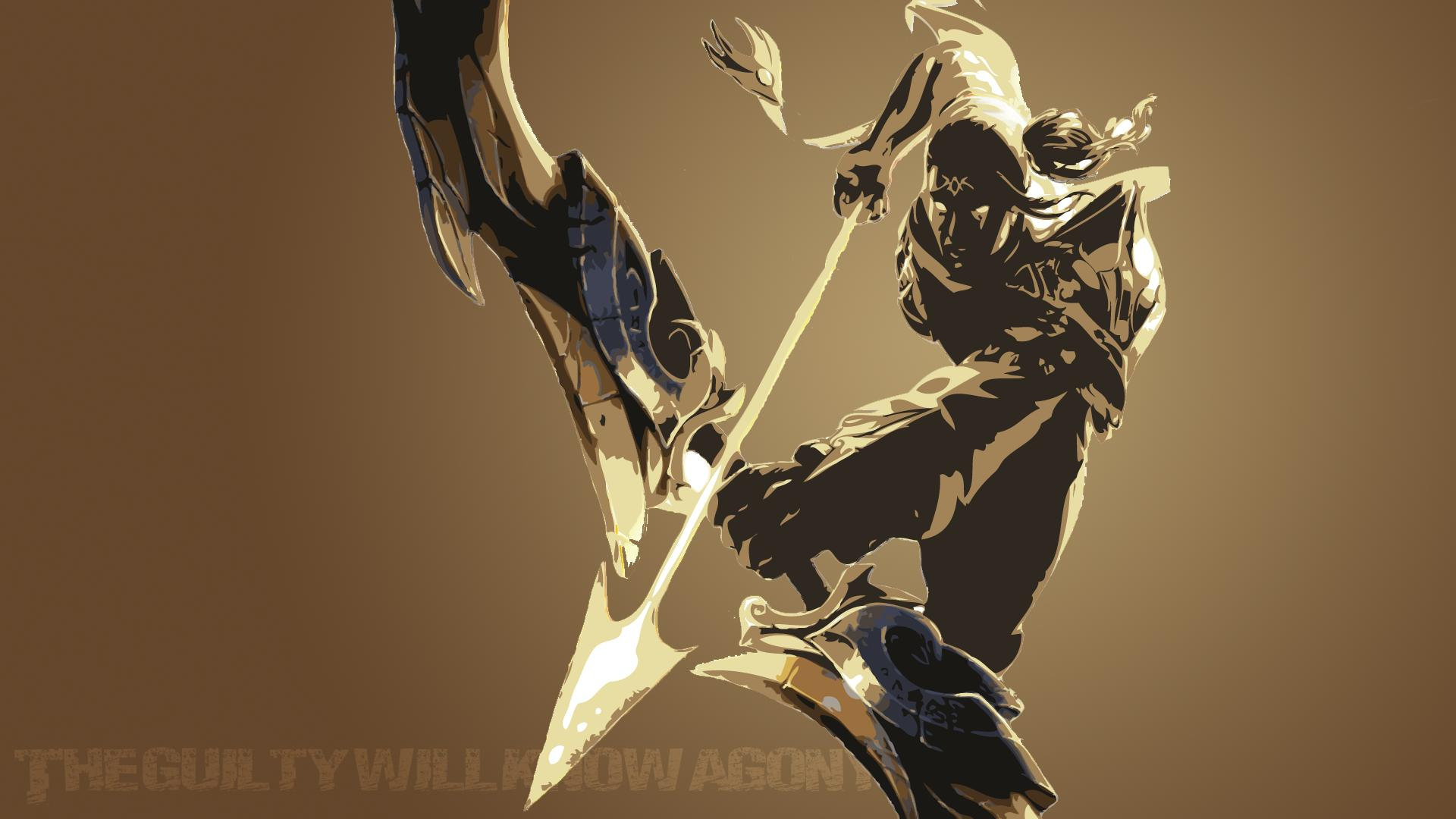 Arclight Varus Minimalistic wallpaper