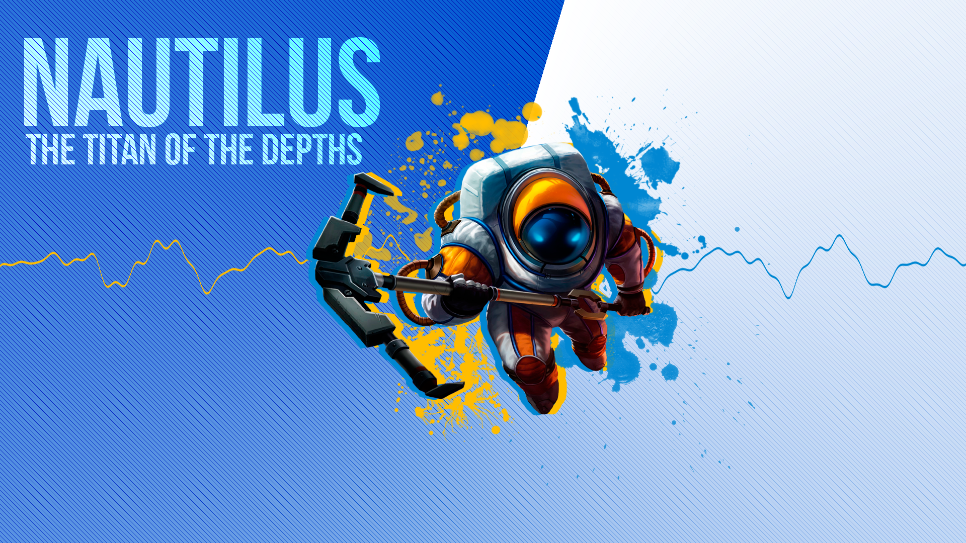 AstroNautilus wallpaper