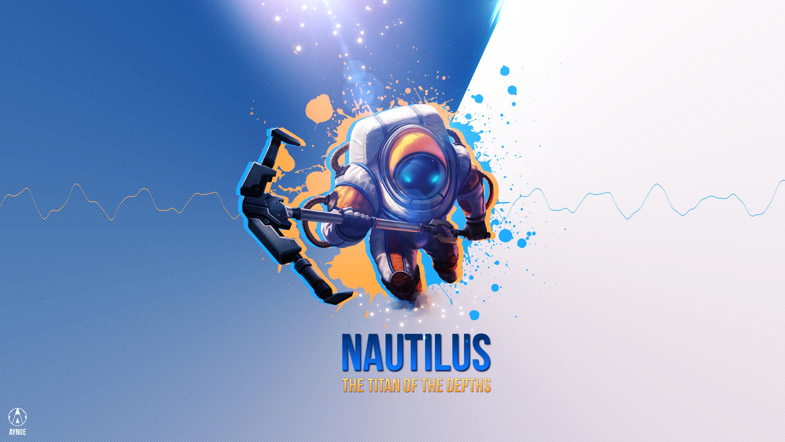 AstroNautilus wallpaper