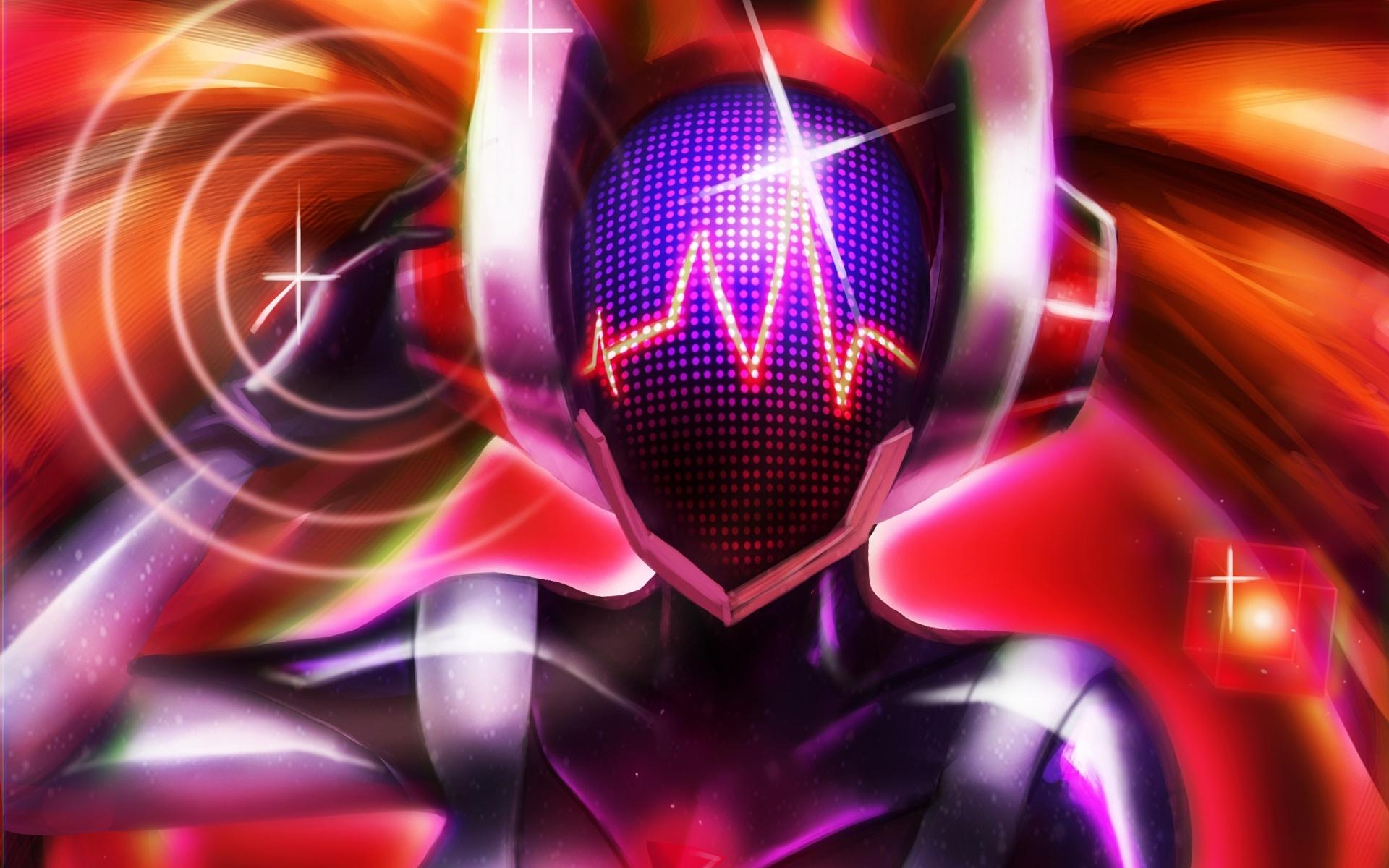 DJ Sona Concussive wallpaper