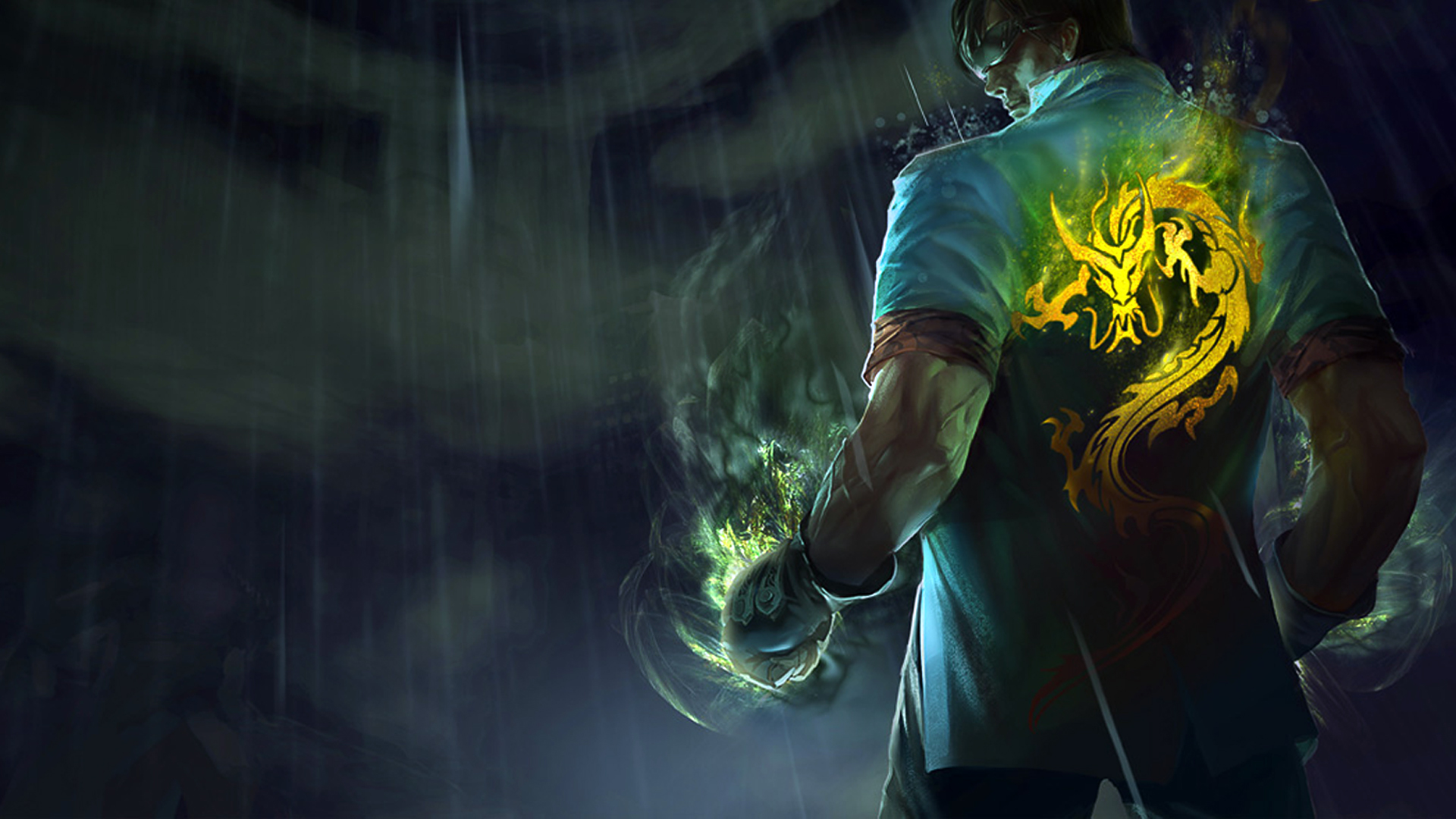 Dragon Fist Lee Sin Lolwallpapers