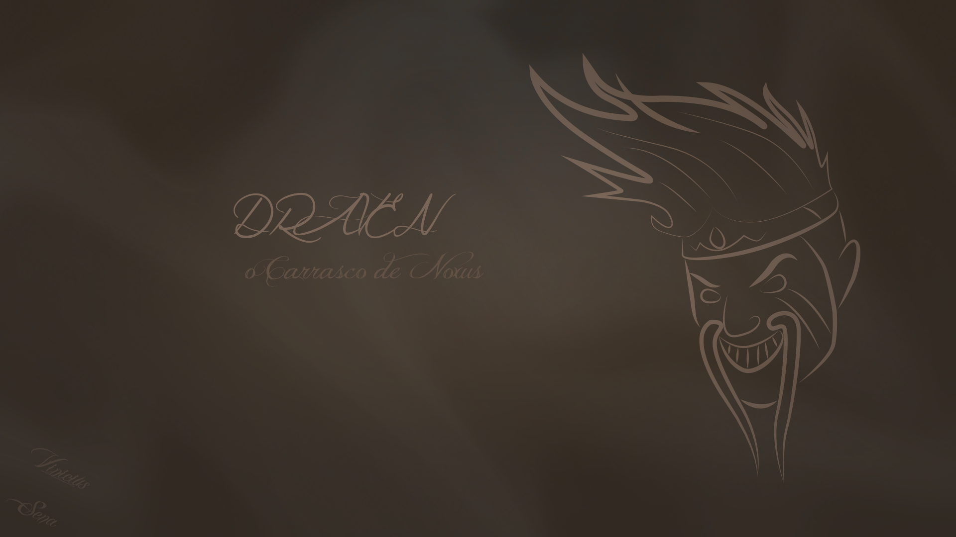 Draven wallpaper